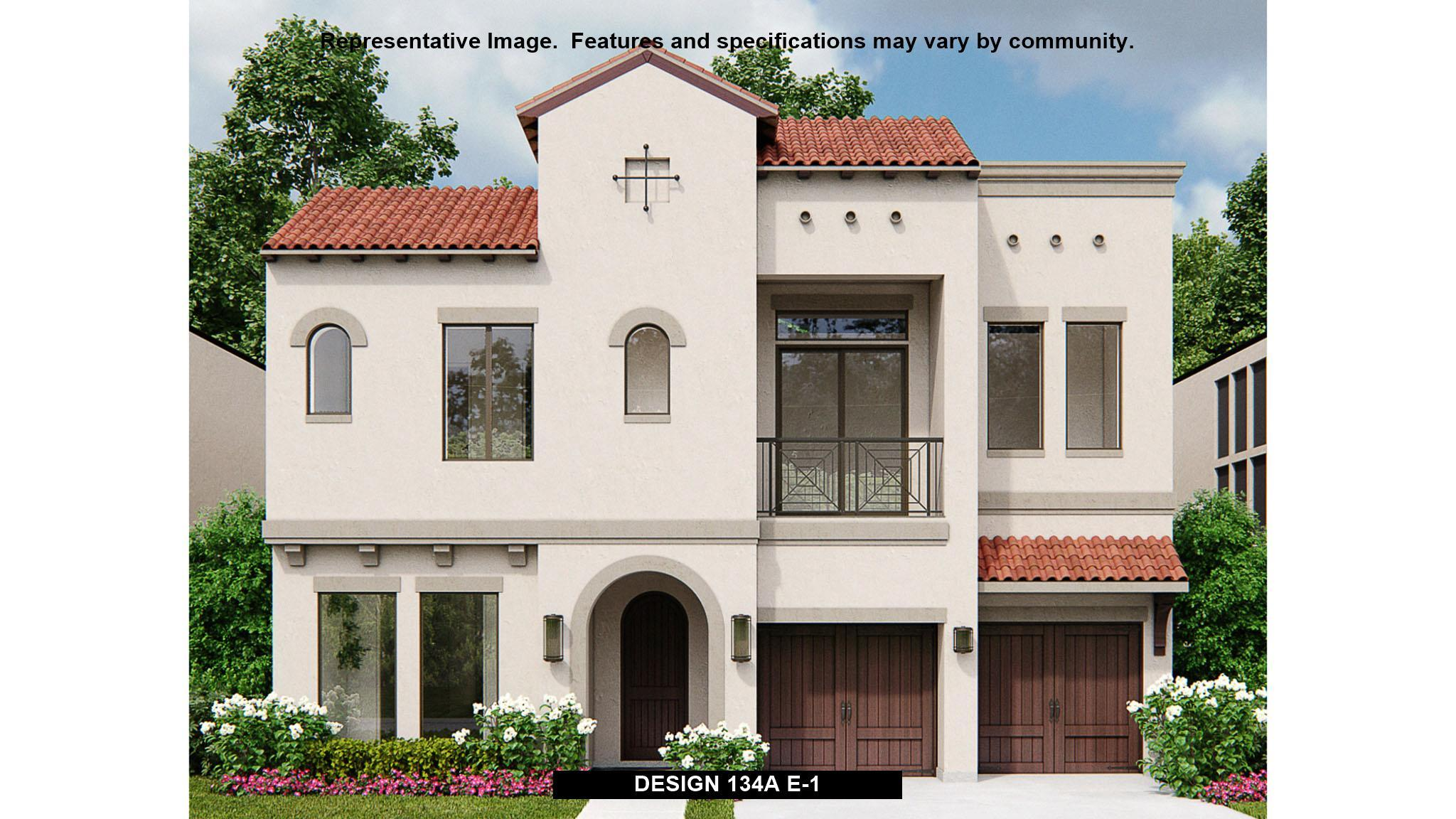 Single Family for Active at Villas At Legacy West - 134a 6121 Echelon Way Plano, Texas 75024 United States
