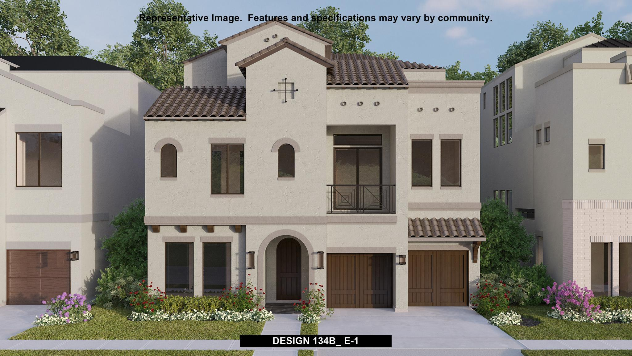 Single Family for Active at Villas At Legacy West - 134b 6121 Echelon Way Plano, Texas 75024 United States