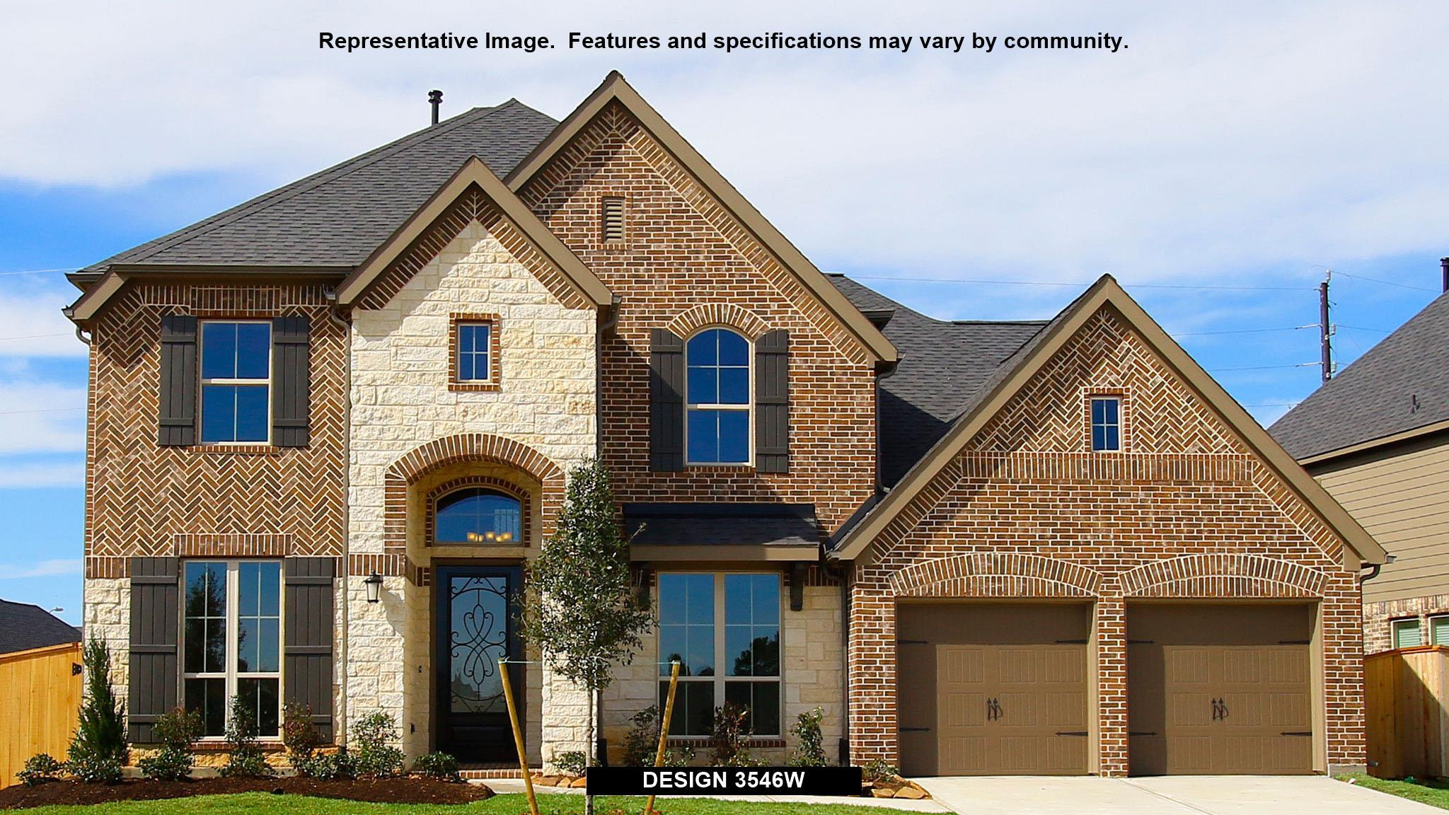 Single Family for Sale at Mill Creek Crossing 65' - 3546w 3004 Saddlehorn Drive Seguin, Texas 78155 United States