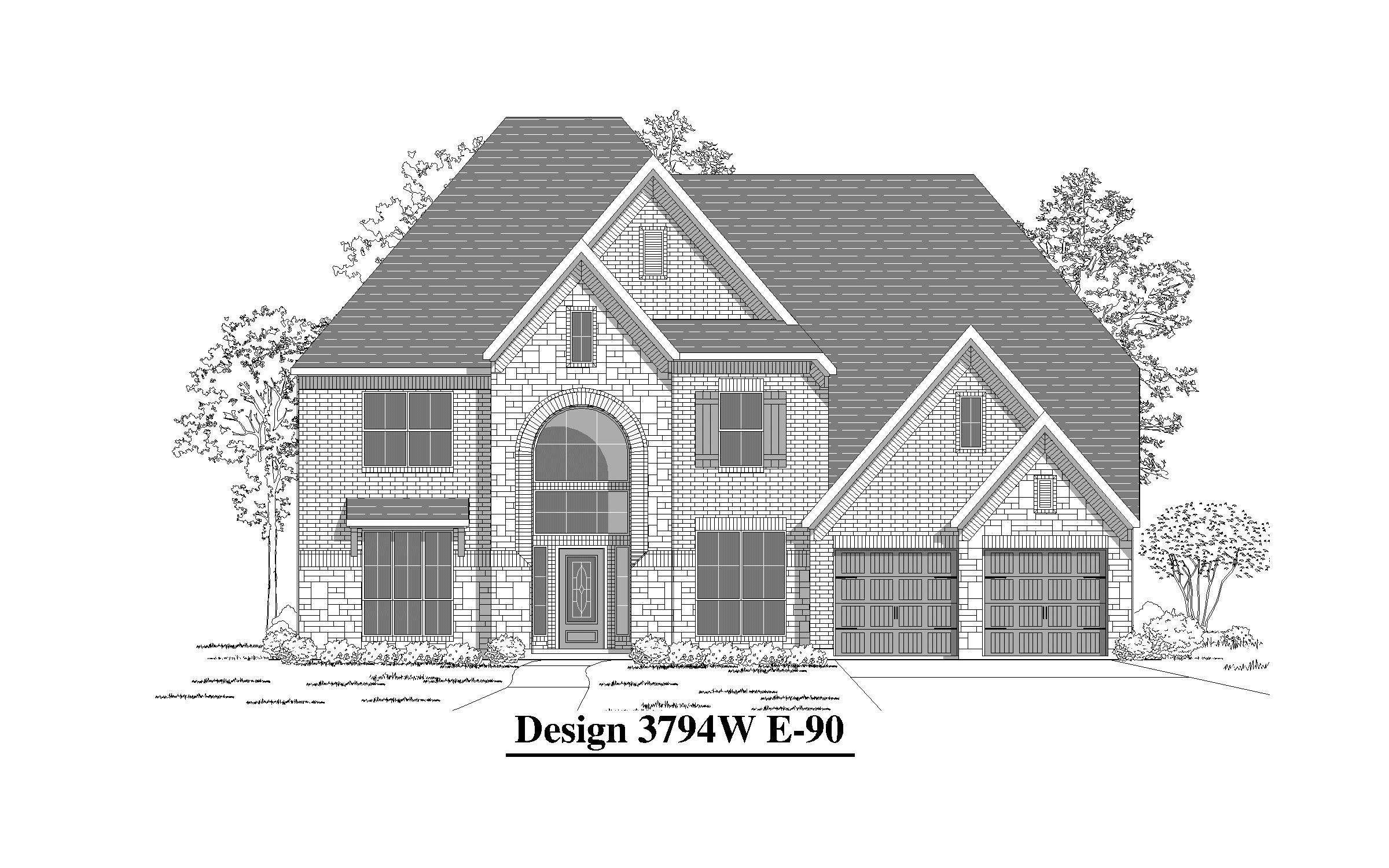 Single Family for Sale at Veranda 65' - 3794w 1242 Mystic River Lane Rosenberg, Texas 77471 United States