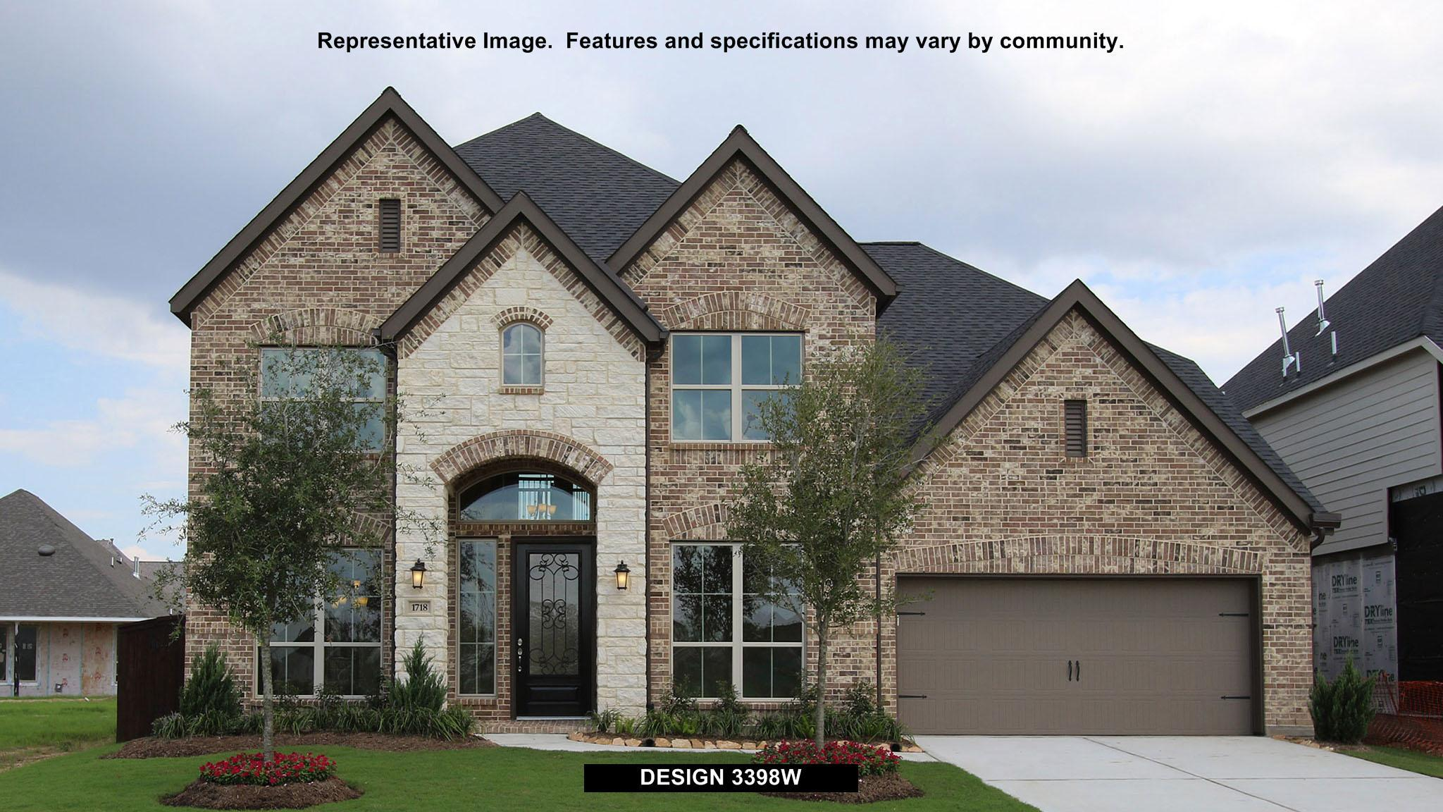 Single Family for Sale at Mill Creek Crossing 65' - 3398w 3004 Saddlehorn Drive Seguin, Texas 78155 United States