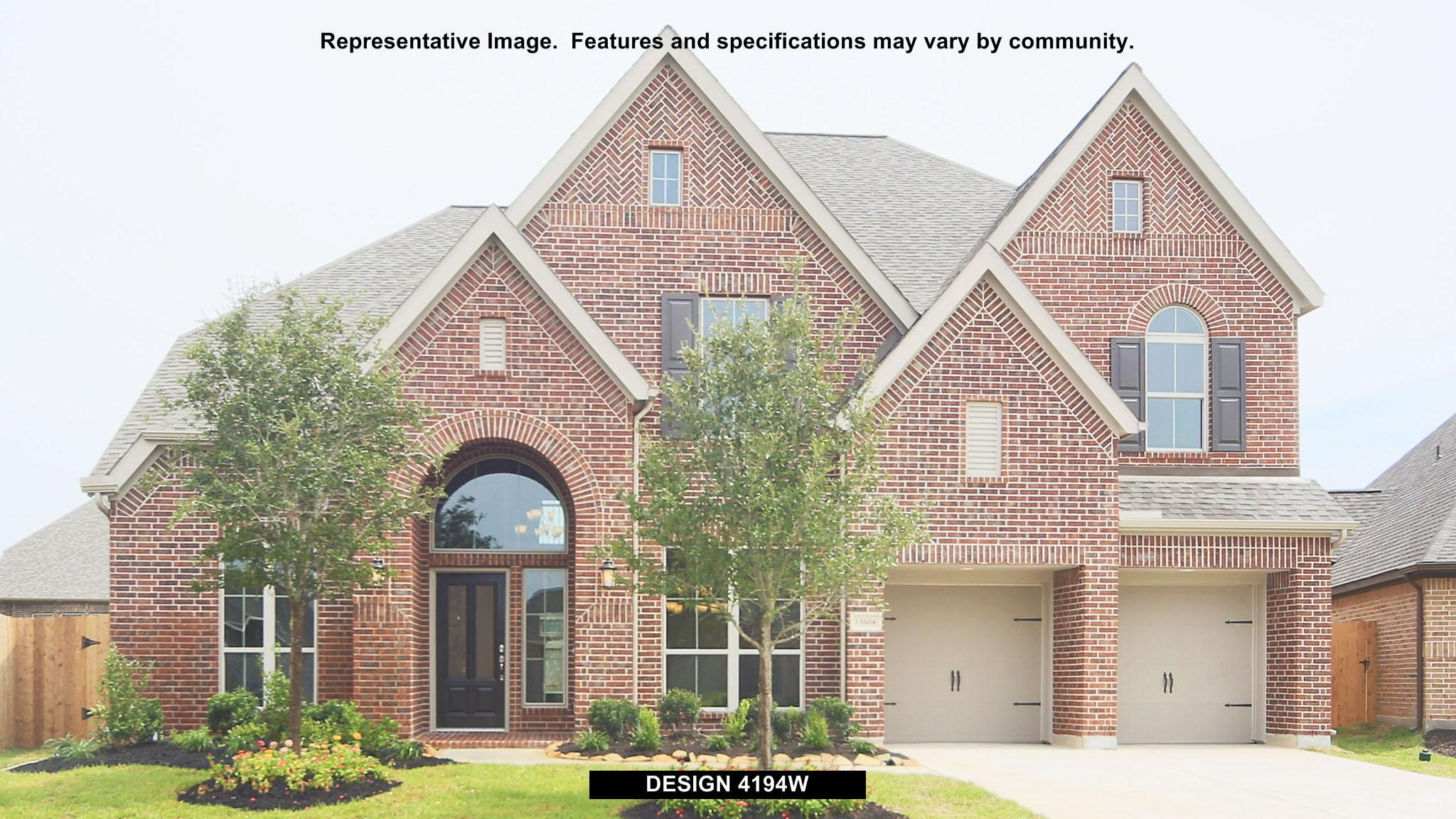 Single Family for Sale at Southlake 60' - 4194w 3407 Golden Cypress Lane Pearland, Texas 77584 United States