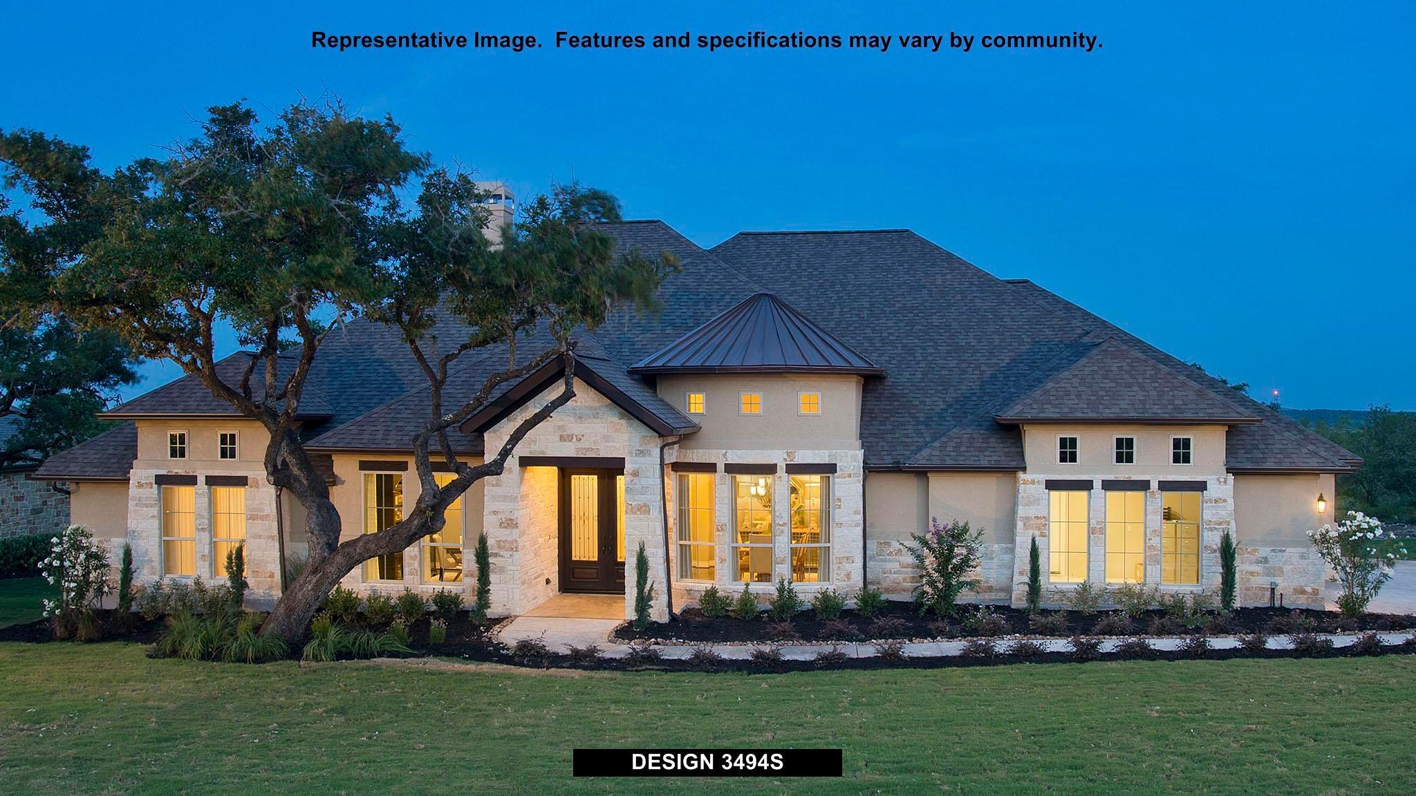 Single Family for Sale at Balcones Creek Half Acre - 3494s 7986 Cibolo View Fair Oaks Ranch, Texas 78015 United States