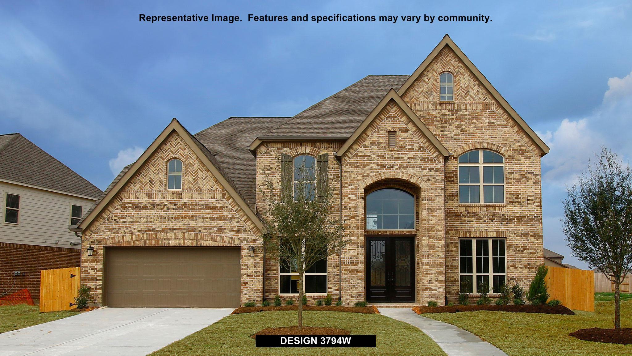 Single Family for Sale at The Groves 70' - 3794w 17306 Sages Ravine Drive Atascocita, Texas 77346 United States