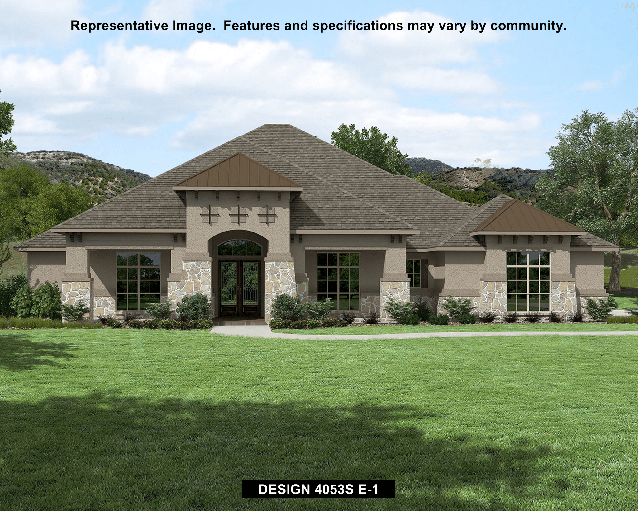 Single Family for Sale at Newcombe Tennis Ranch - 4053s 651 Waratah Avenue New Braunfels, Texas 78132 United States