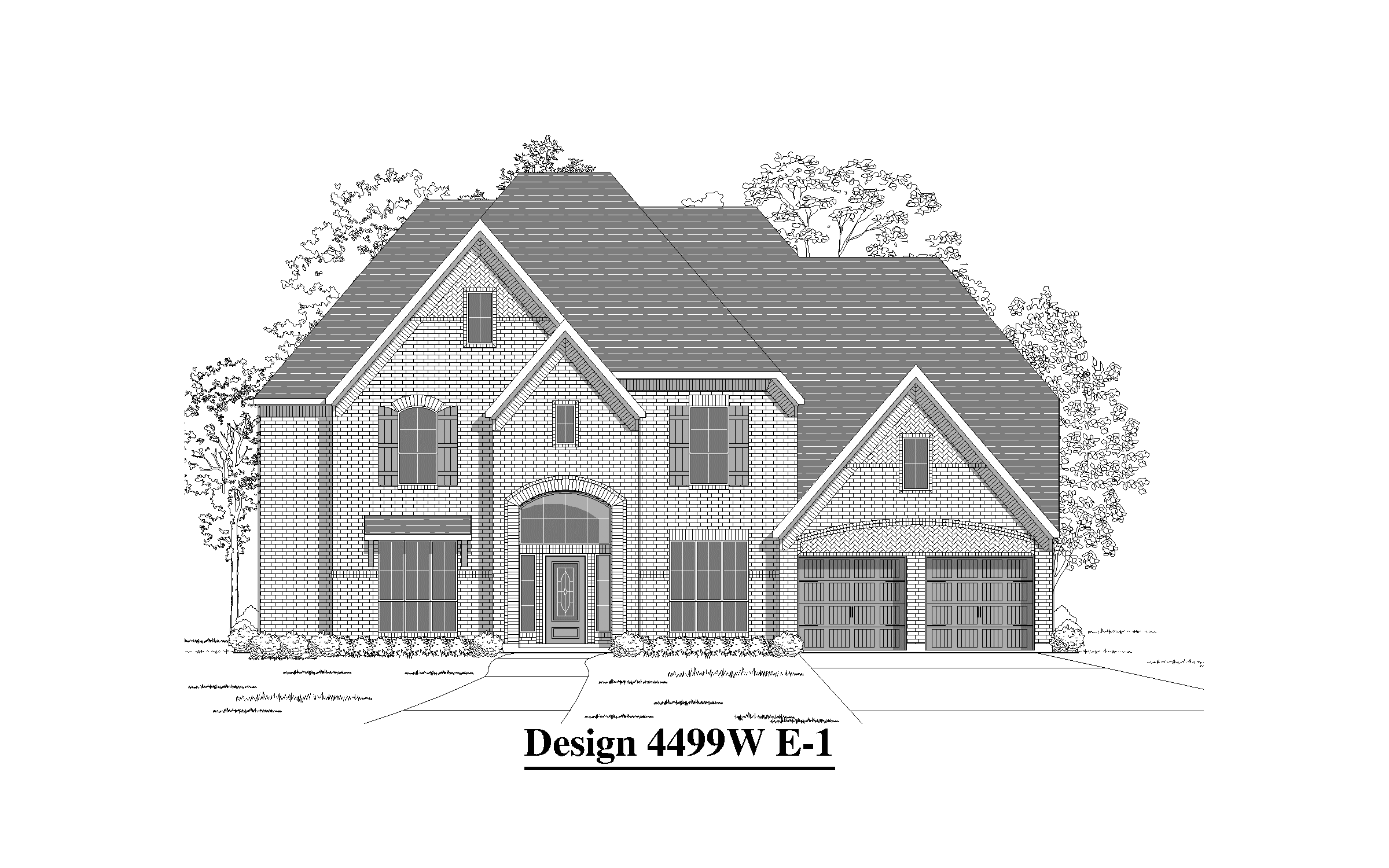 Single Family for Sale at The Groves 70' - 4499w 13610 Overton Woods Drive Humble, Texas 77346 United States