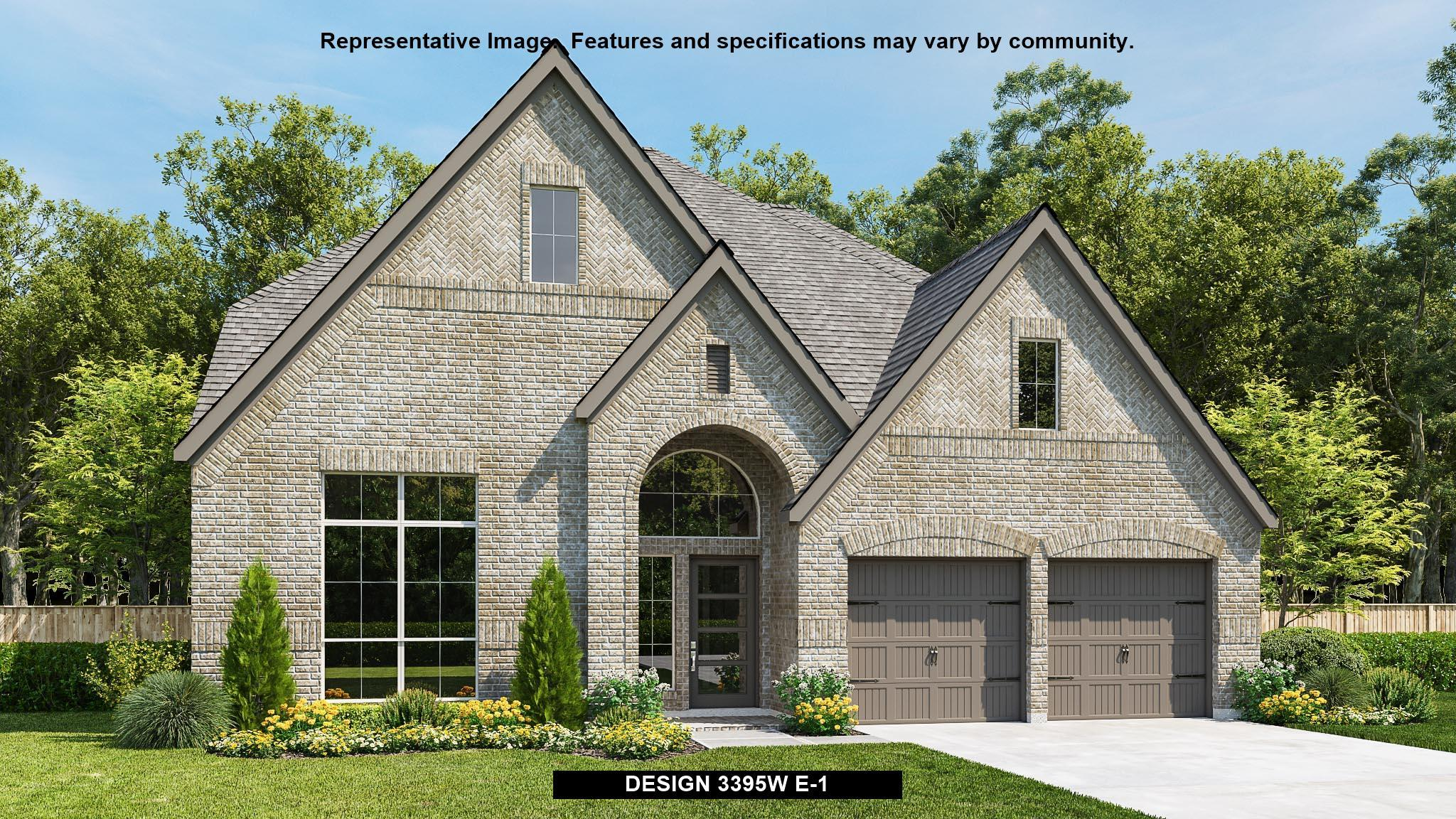 Single Family for Sale at Mill Creek Crossing 65' - 3395w 3004 Saddlehorn Drive Seguin, Texas 78155 United States