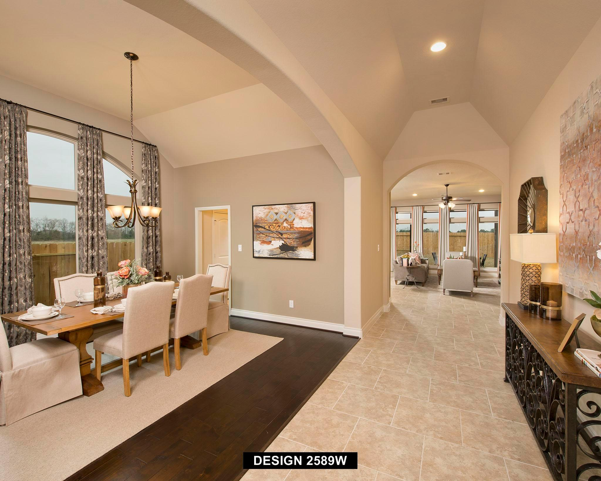 Perry Homes, The Reserve at Brazos Town Center 50\', 2589W-1127336 ...