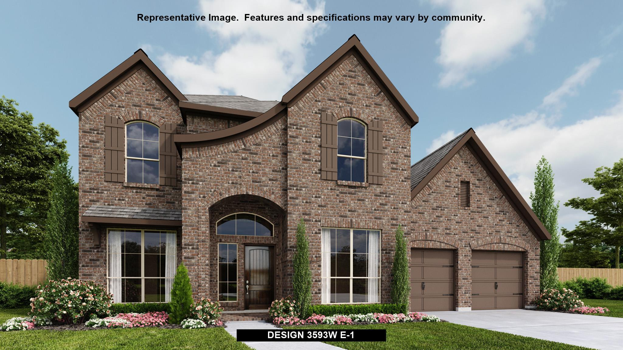 Single Family for Sale at The Village Of Mill Creek 60' - 3593w 2863 Coral Way Seguin, Texas 78155 United States
