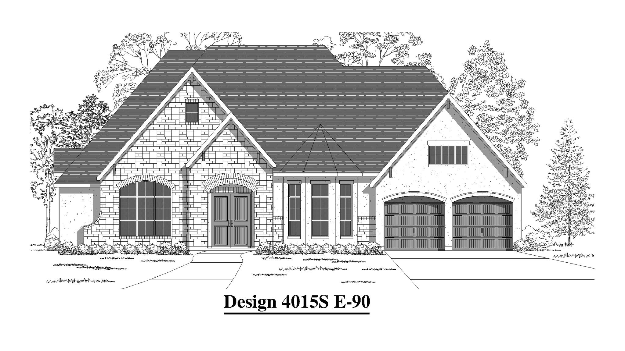 Single Family for Sale at Bridgeland 100' - Hidden Creek Estates - 4015s 19014 East Josey Overlook Drive Cypress, Texas 77433 United States