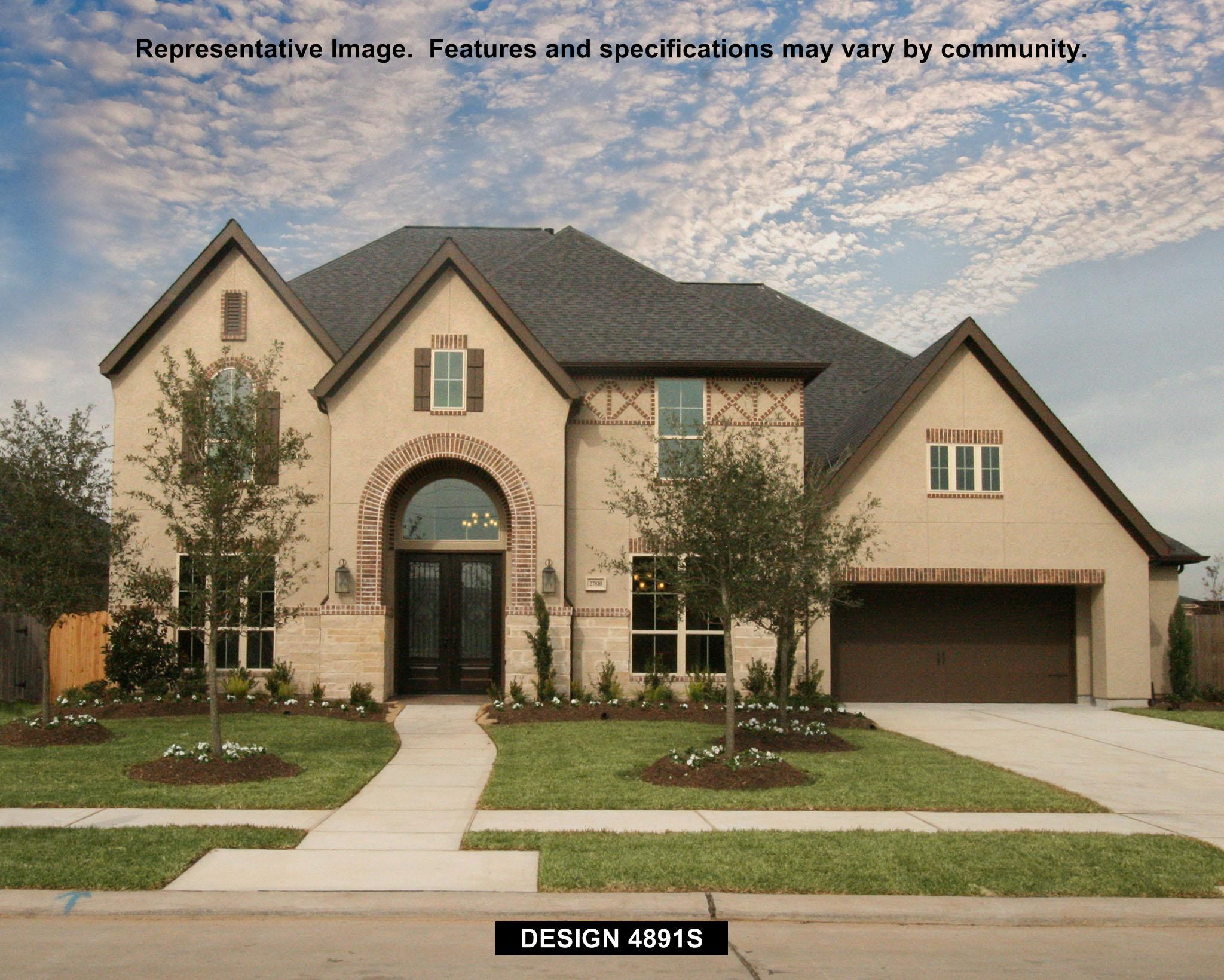 Single Family for Sale at River Valley 70' - 4891s 7986 Cibolo View Fair Oaks Ranch, Texas 78015 United States