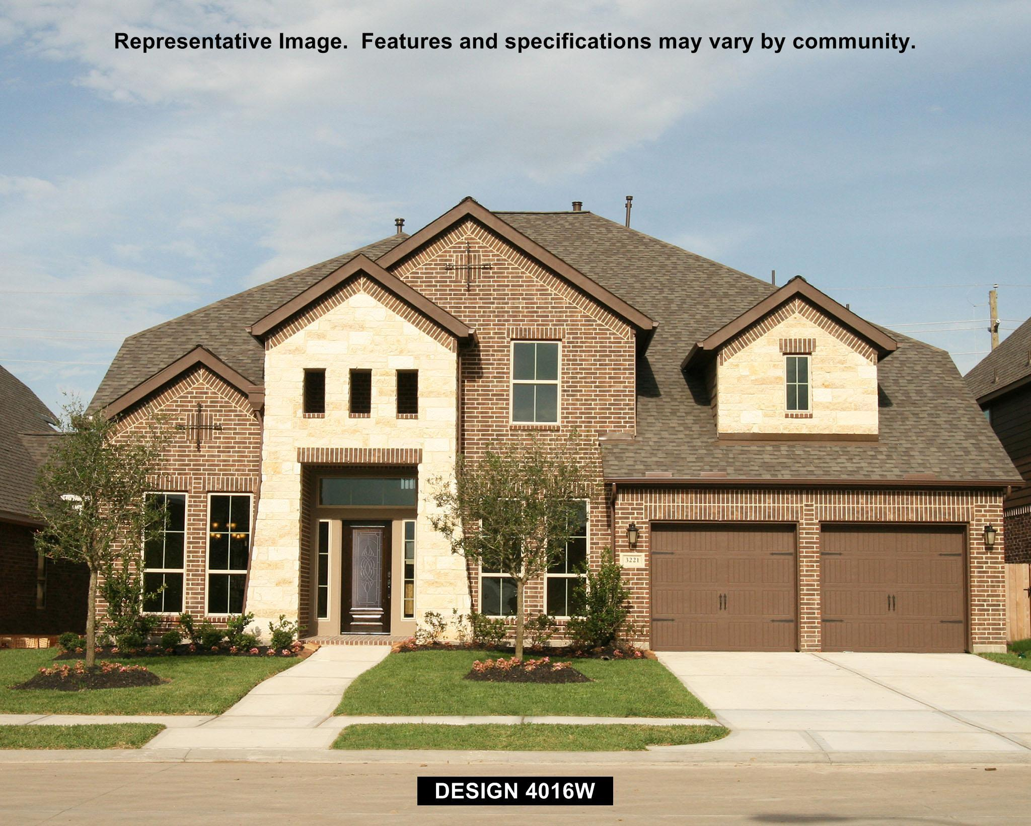 Single Family for Sale at Southlake 60' - 4016w 3407 Golden Cypress Lane Pearland, Texas 77584 United States
