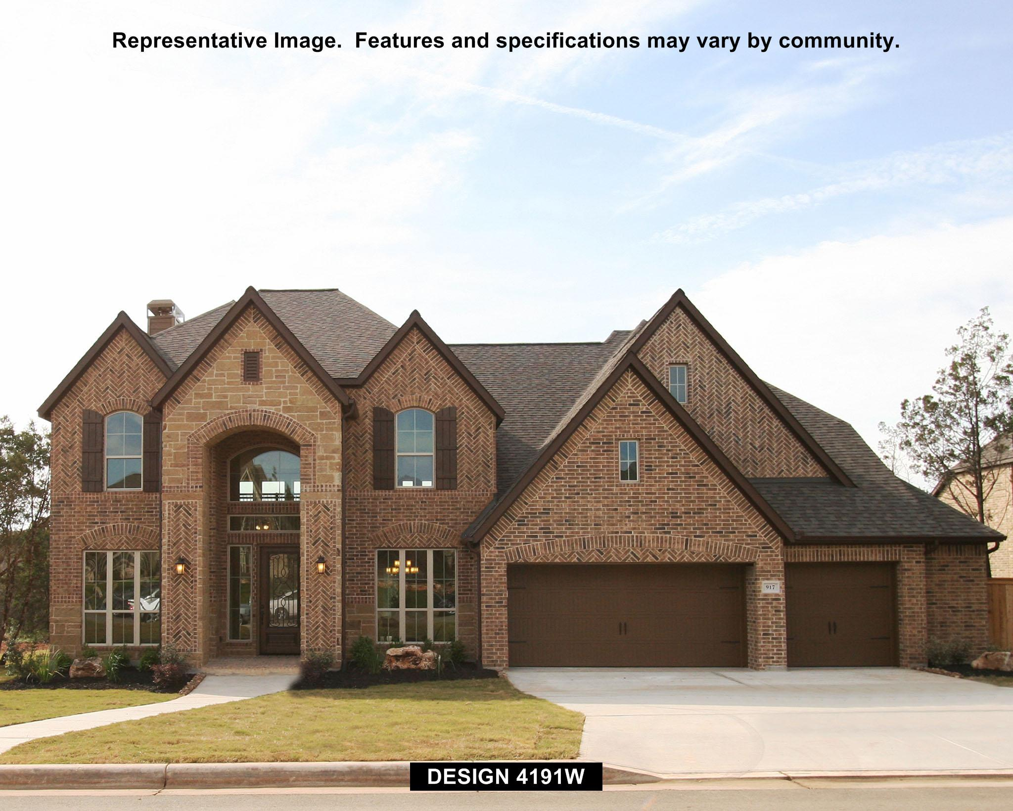 Single Family for Sale at River Valley 70' - 4191w 7986 Cibolo View Fair Oaks Ranch, Texas 78015 United States