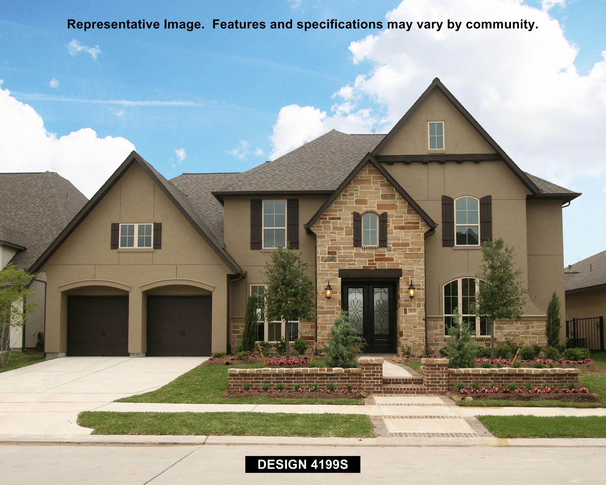 Single Family for Sale at River Valley 70' - 4199s 7986 Cibolo View Fair Oaks Ranch, Texas 78015 United States