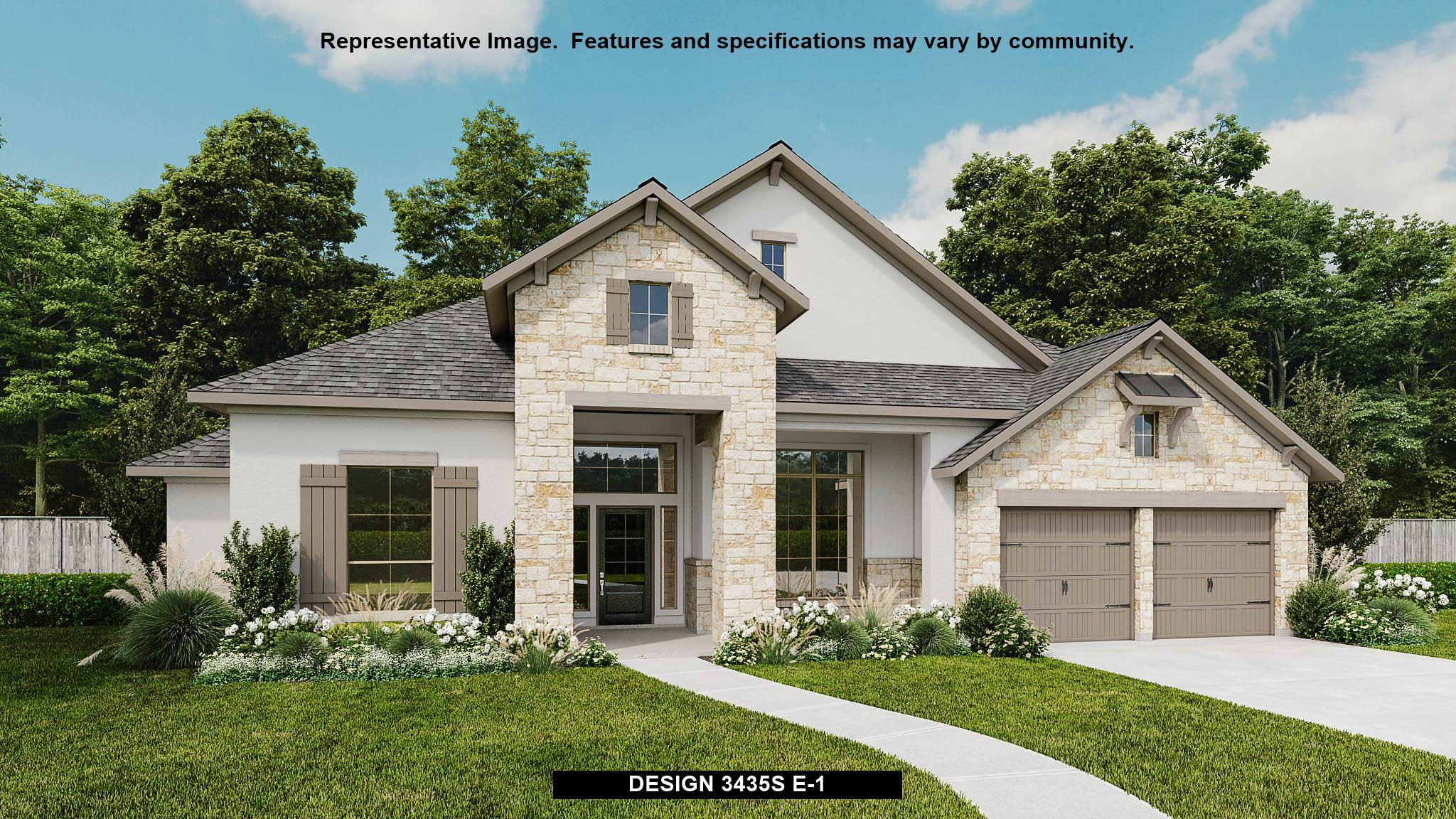 Single Family for Active at 3435s 109 Pienza Drive Georgetown, Texas 78628 United States