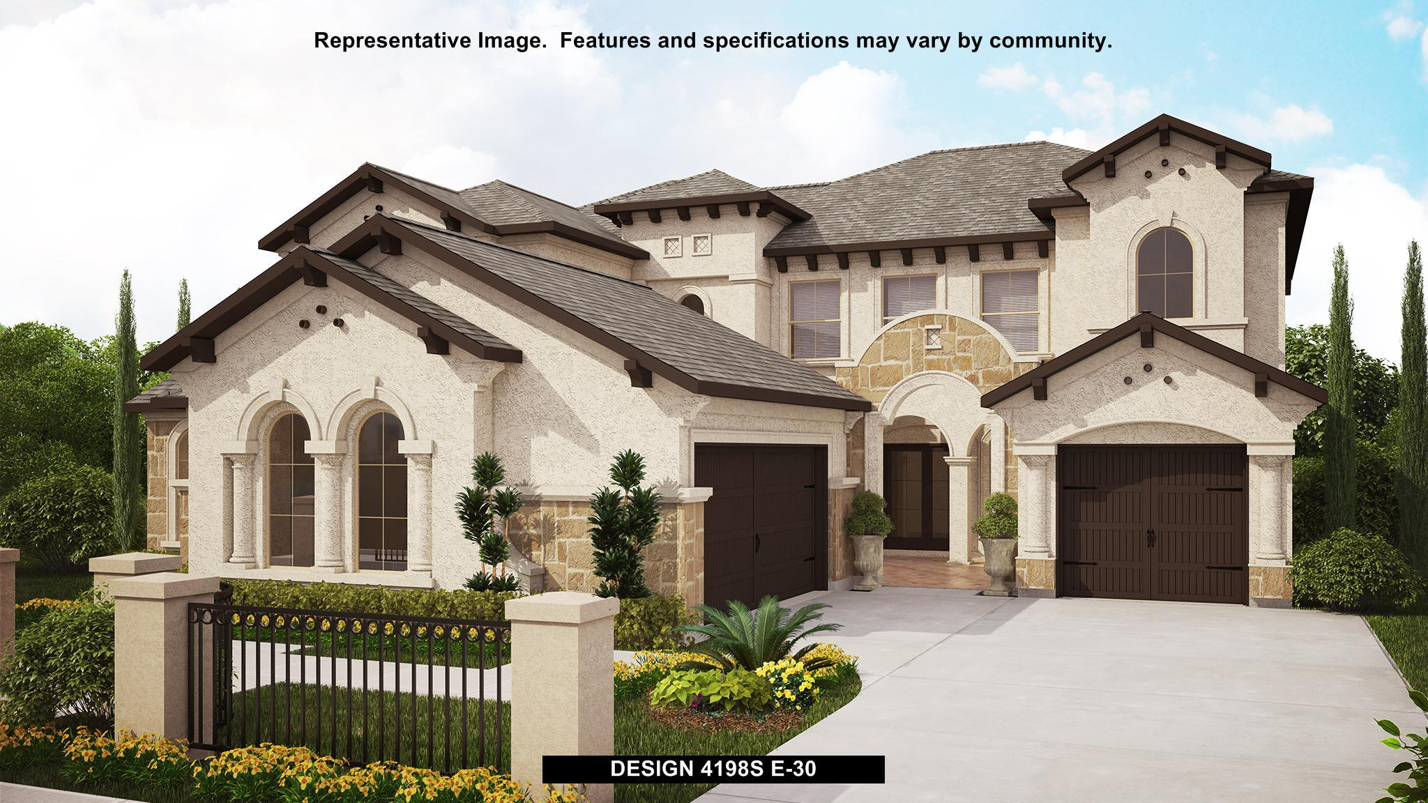 Single Family for Sale at The Grove At Vintage Oaks 70' - 4198s 581 Vale Court New Braunfels, Texas 78132 United States