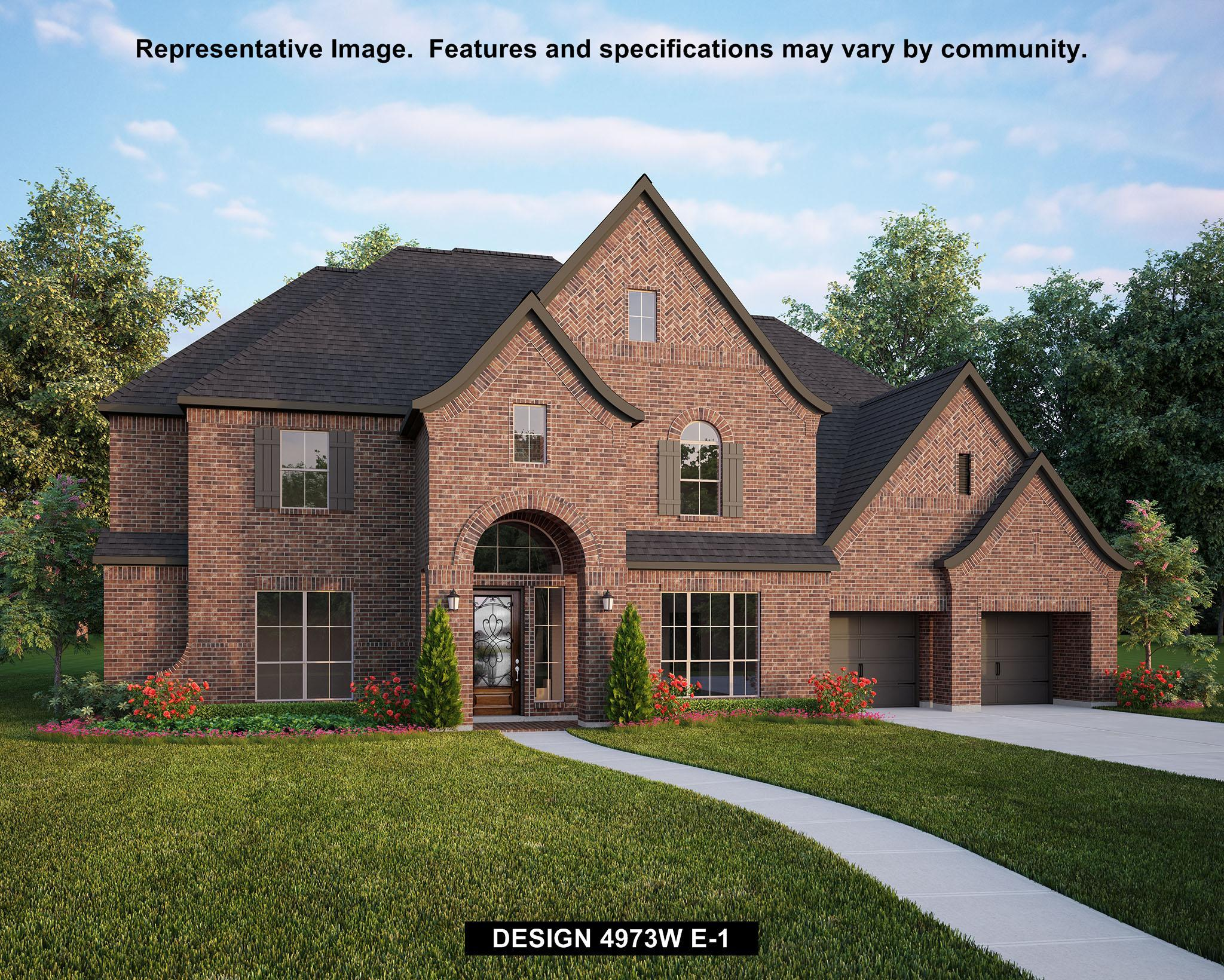 Single Family for Sale at Southlake 75'/80' - Waterfront Series - 4973w 3435 Magnolia Shores Lane Pearland, Texas 77584 United States