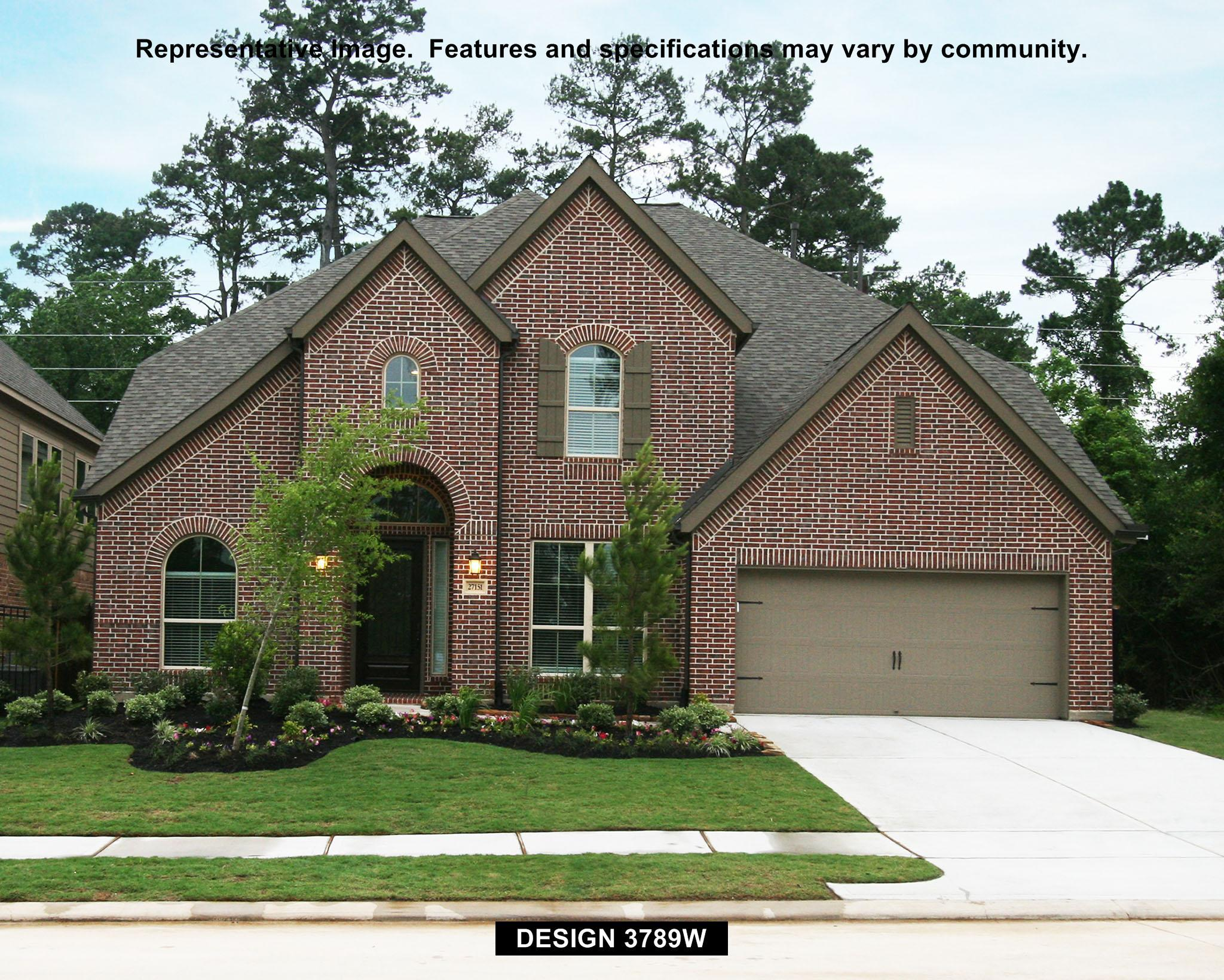 Single Family for Sale at The Village Of Mill Creek 60' - 3789w 3004 Saddlehorn Drive Seguin, Texas 78155 United States