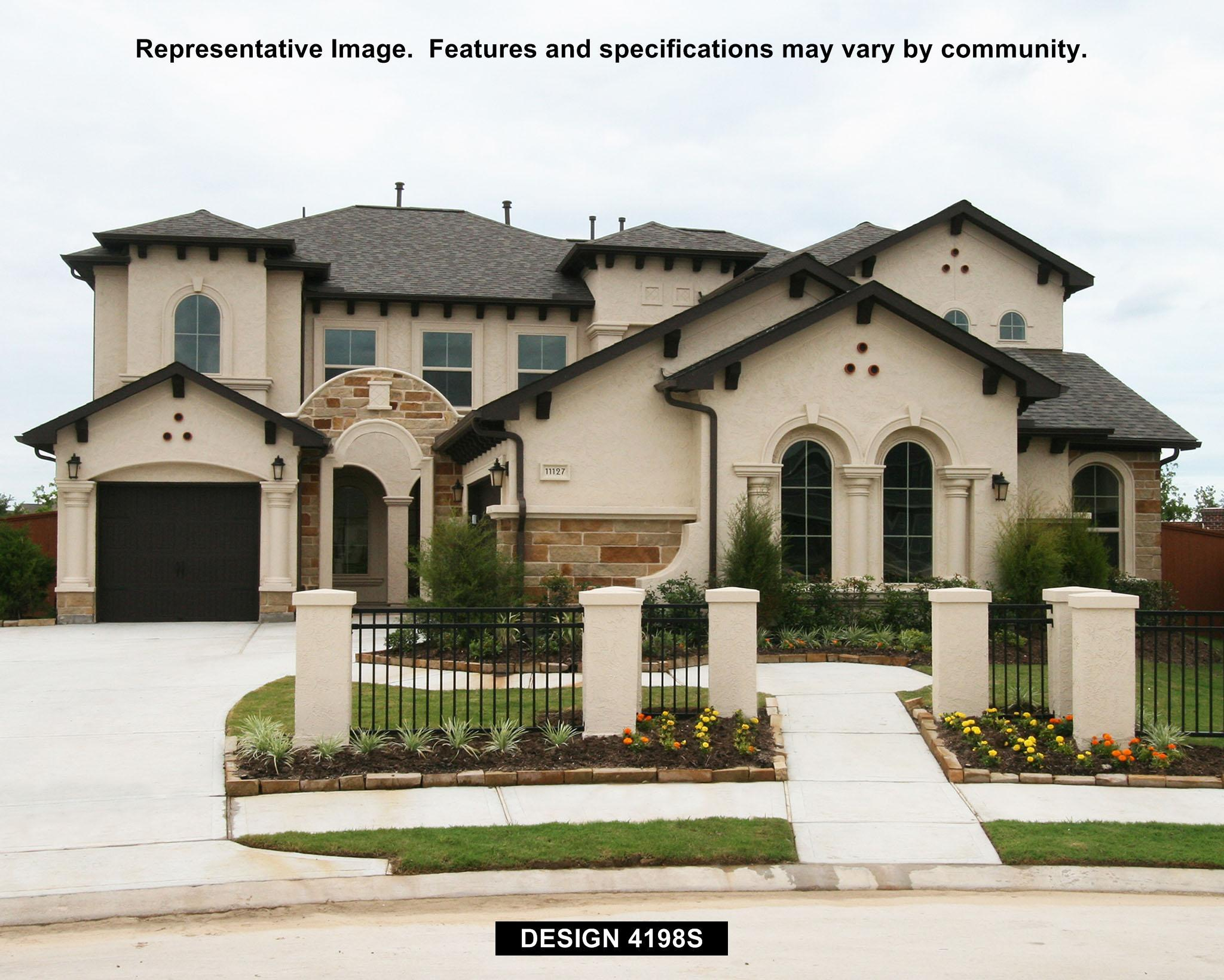 Perry homes aliana aliana valencia by perry homes for Perry home designs