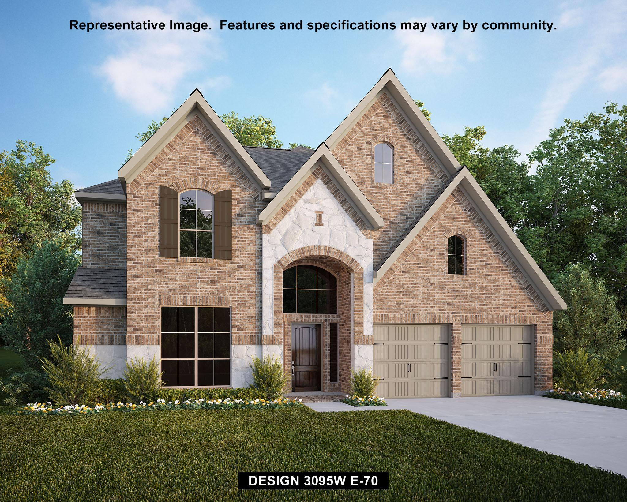 Single Family for Sale at Blanco Vista 50' - 3095w 120 Lacey Oak Loop San Marcos, Texas 78666 United States