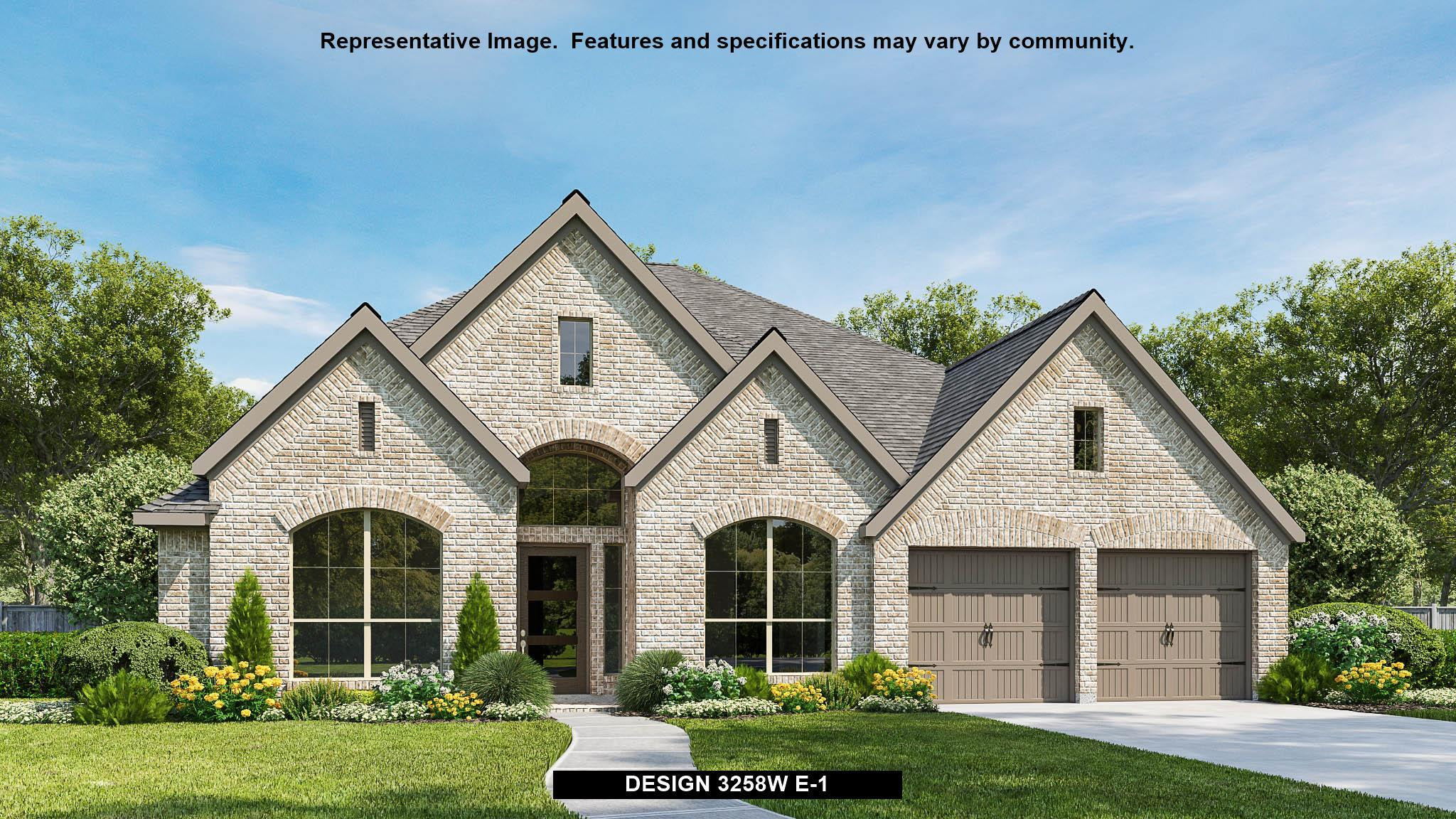 Single Family for Sale at Mill Creek Crossing 65' - 3258w 3004 Saddlehorn Drive Seguin, Texas 78155 United States