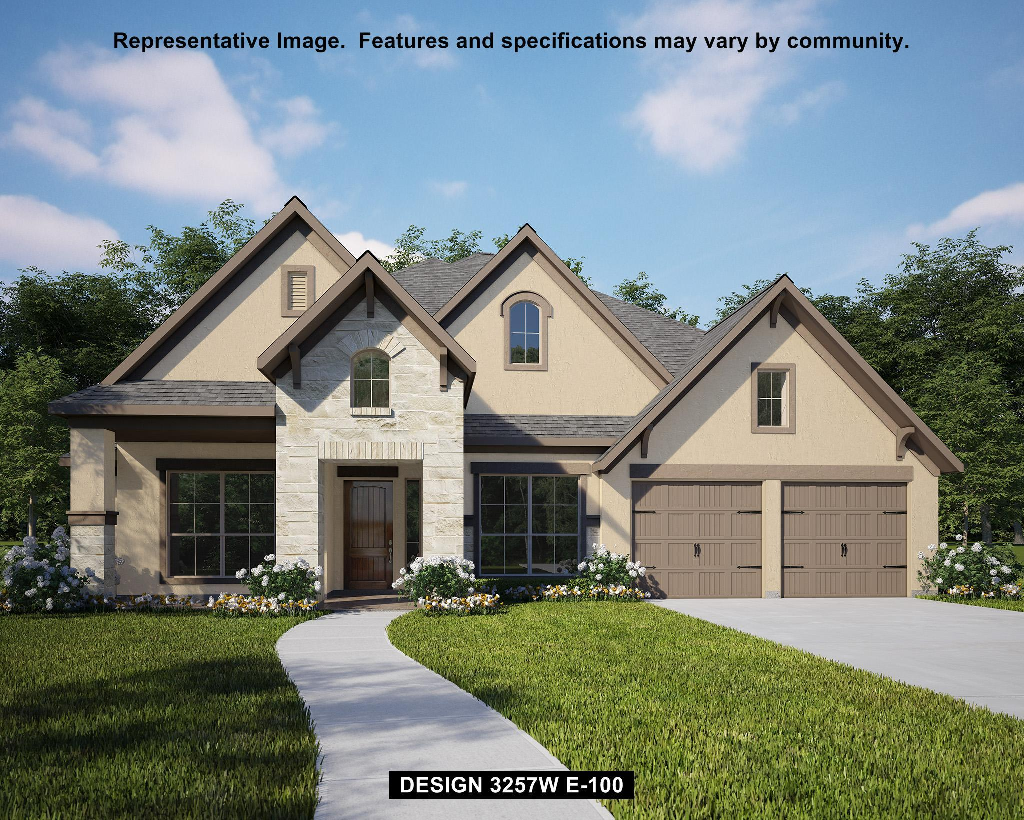 Single Family for Sale at The Village Of Mill Creek 60' - 3257w 2863 Coral Way Seguin, Texas 78155 United States