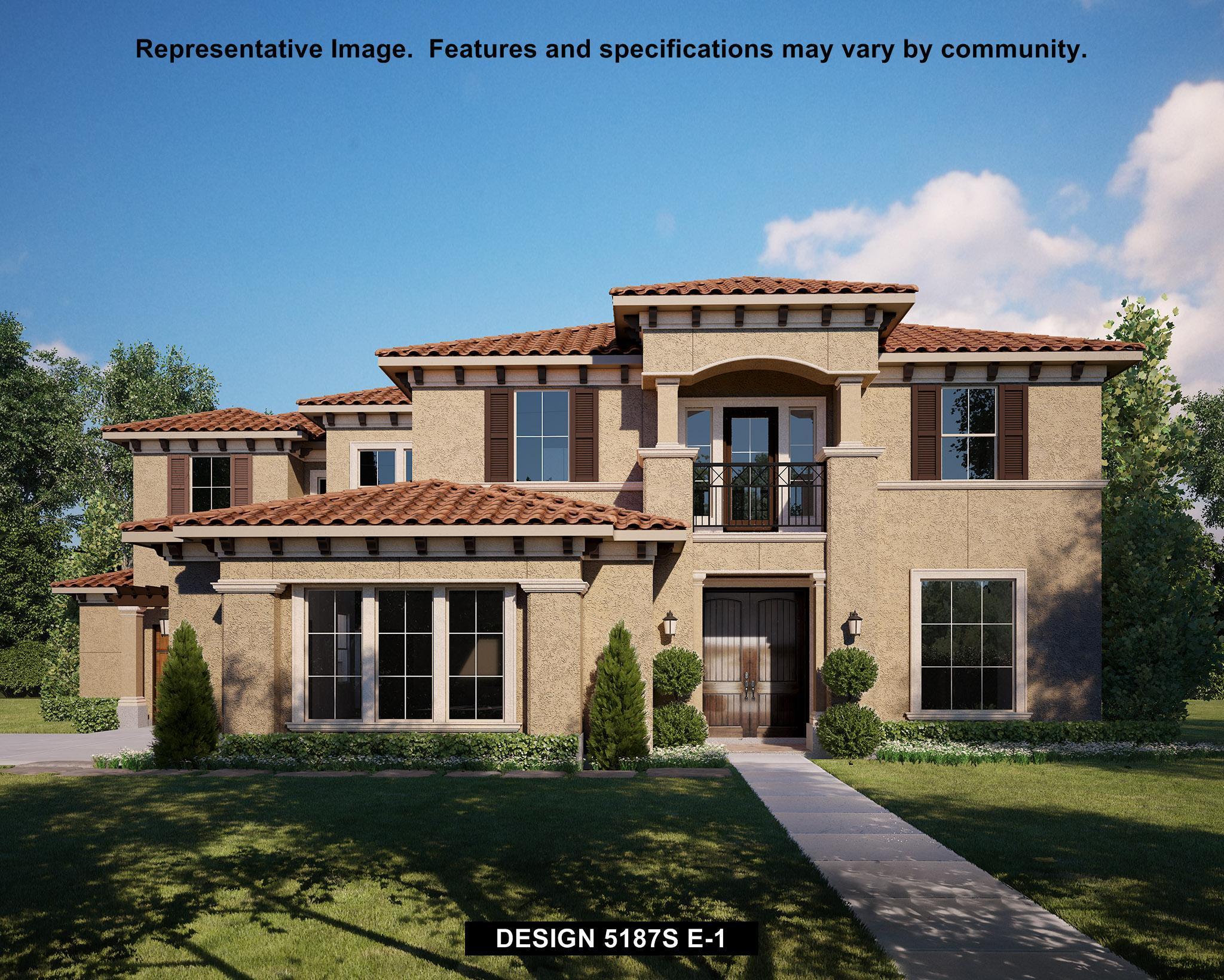 Single Family for Sale at Bridgeland 100' - Hidden Creek Estates - 5187s 19014 East Josey Overlook Drive Cypress, Texas 77433 United States