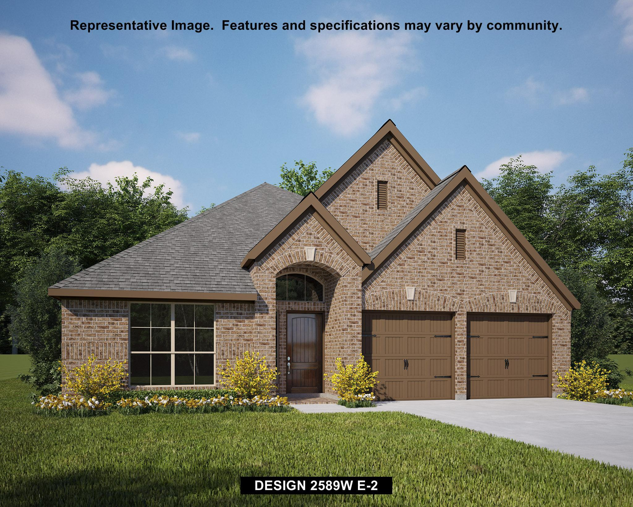 Single Family for Sale at Blanco Vista 45' - 2589w 120 Lacey Oak Loop San Marcos, Texas 78666 United States