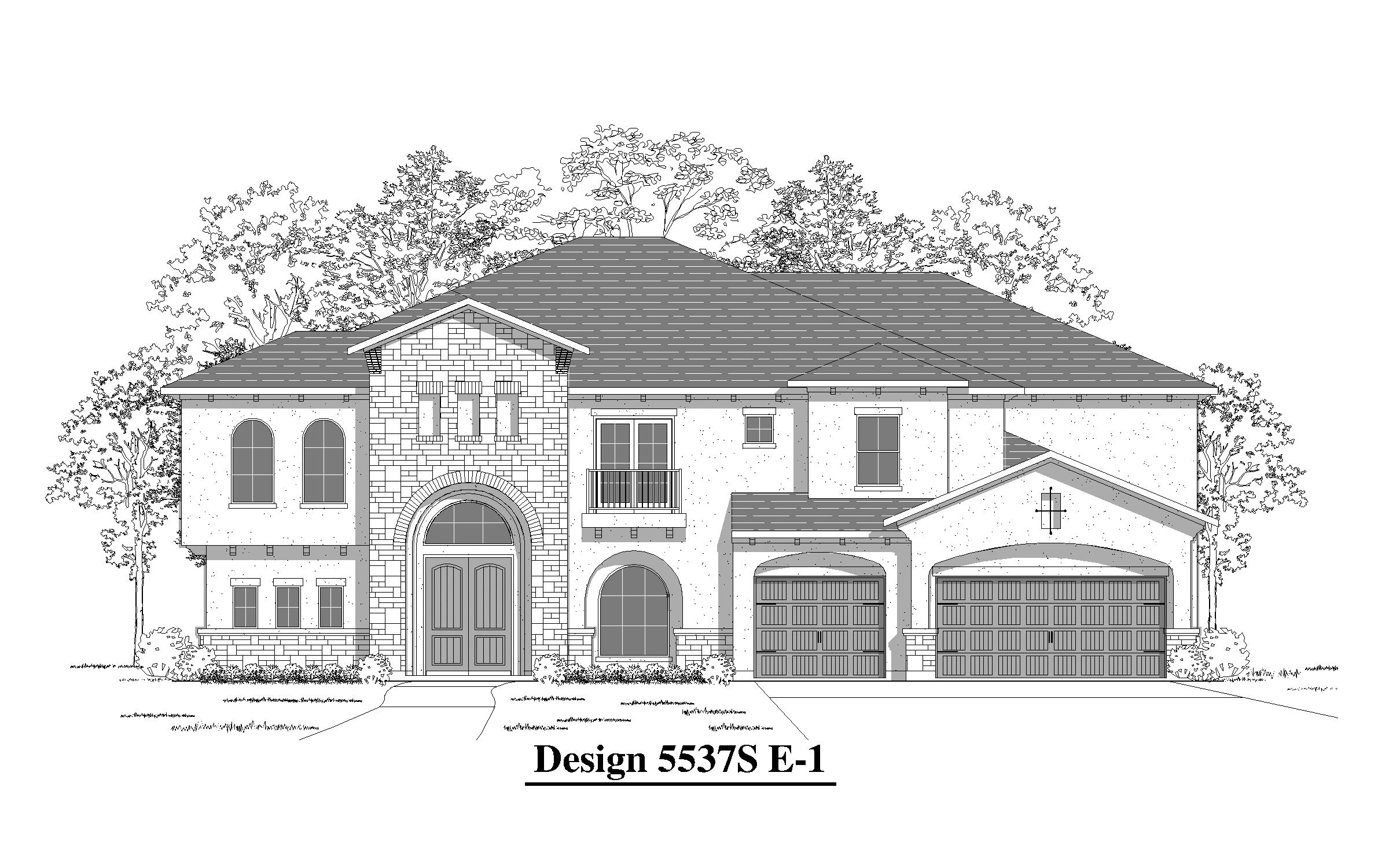 Single Family for Sale at Bridgeland 100' - Hidden Creek Estates - 5537s 19014 East Josey Overlook Drive Cypress, Texas 77433 United States