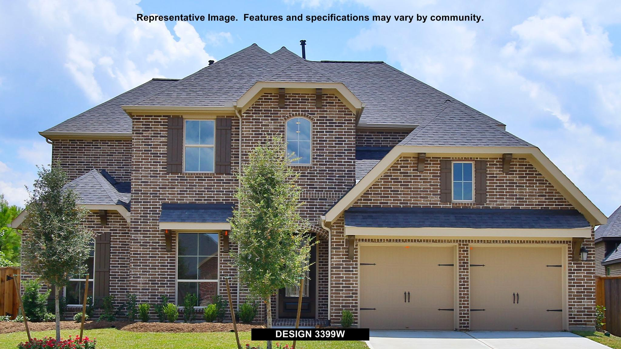 Single Family for Sale at Bryson 60' - 3399w 2117 Abelia Lane Leander, Texas 78641 United States