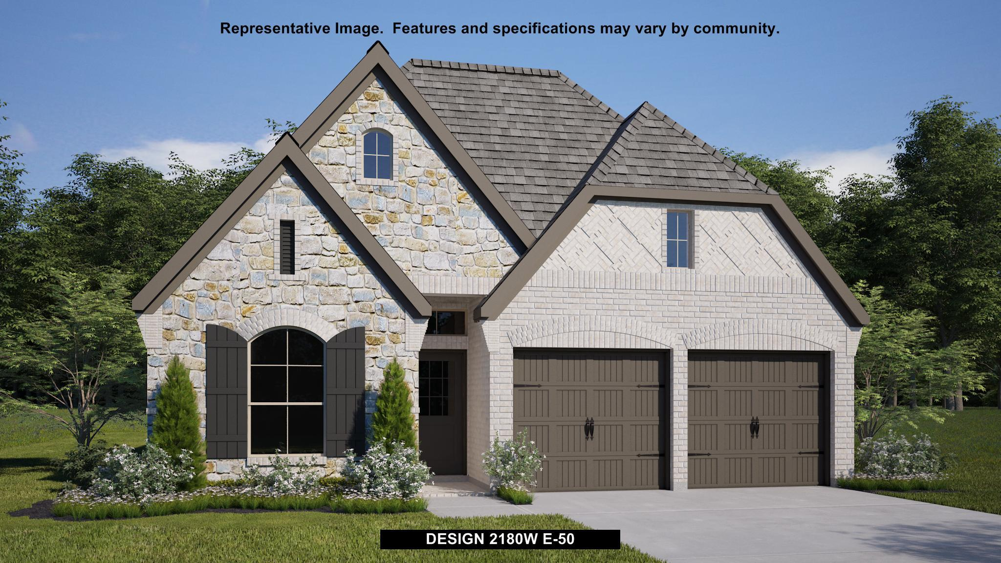 Single Family for Sale at Blanco Vista 45' - 2180w 120 Lacey Oak Loop San Marcos, Texas 78666 United States