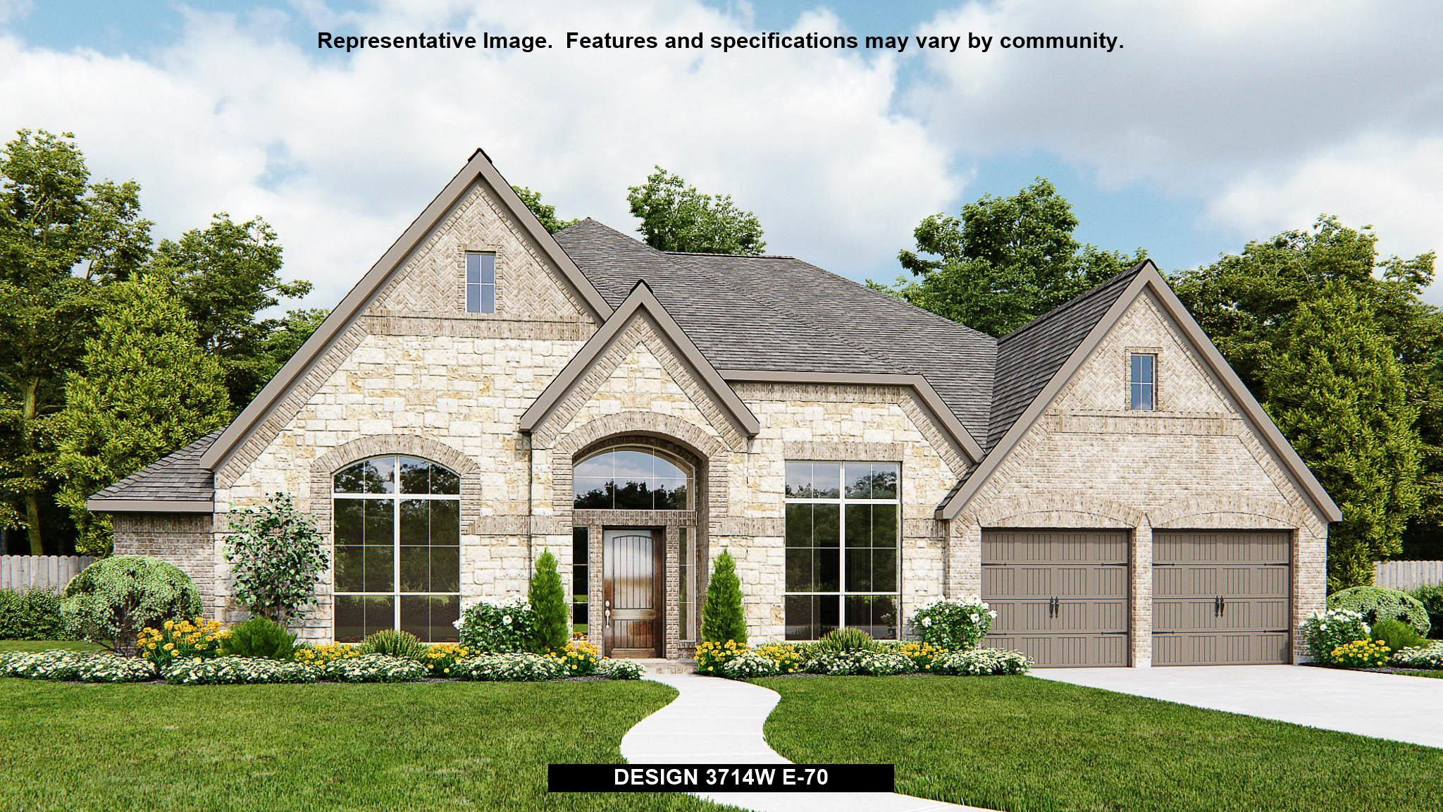 Single Family for Active at 3714w 1004 Myers Park Trail Roanoke, Texas 76262 United States