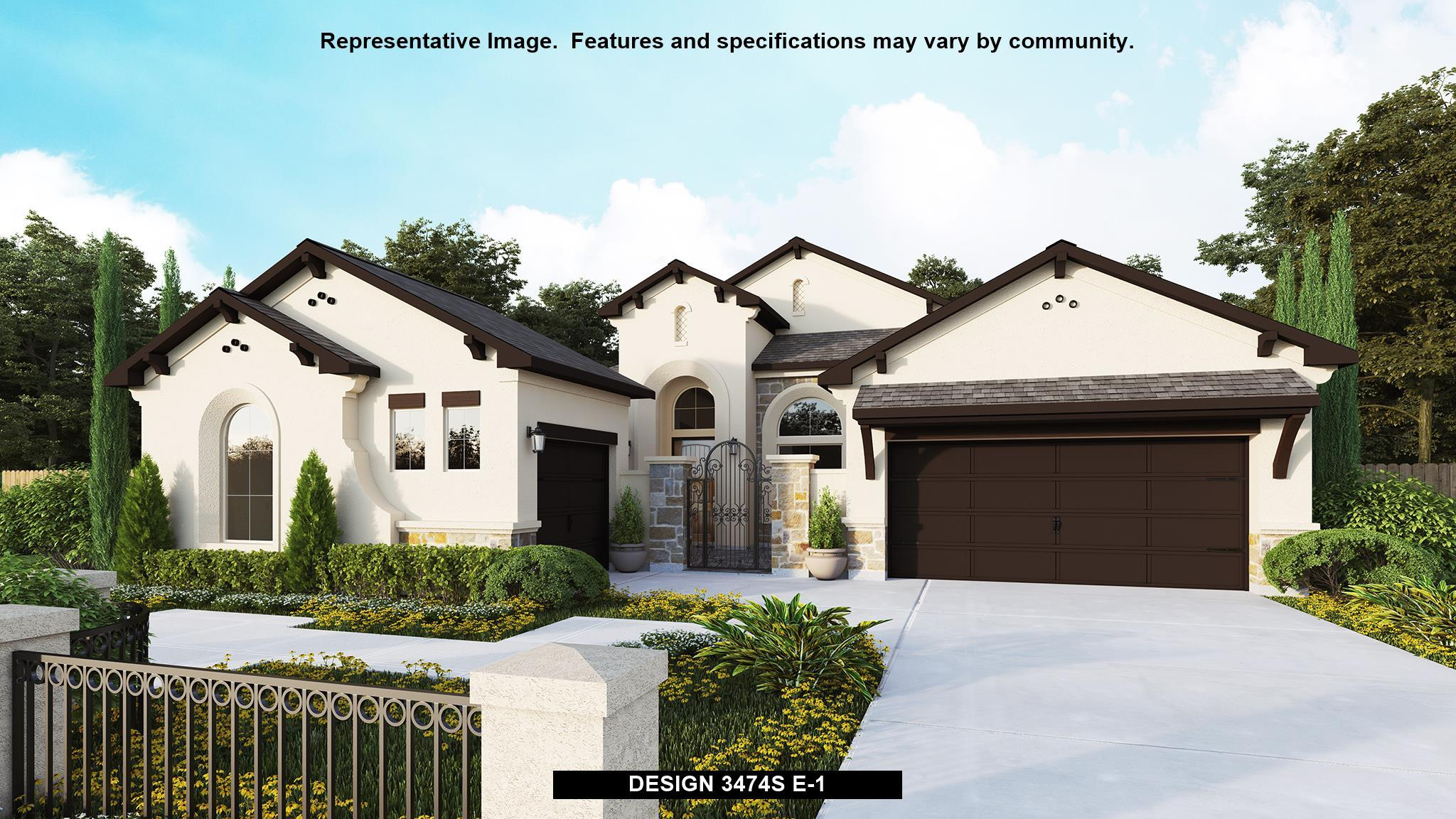 Single Family for Active at Fairway Ranch 75' - 3474s 929 Fairway Ranch Parkway Roanoke, Texas 76262 United States