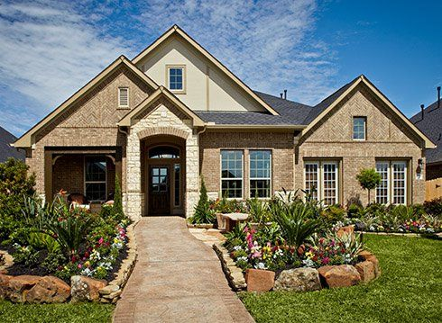 Firethorne West 60 39 New Homes In Katy Tx By Plantation Homes