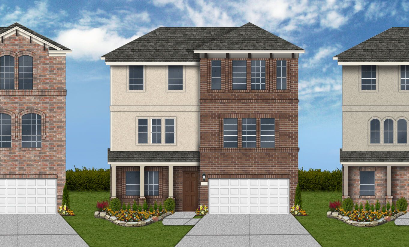 Multi Family for Sale at The Villas At Kings Harbor - Corrigan Kingwood, Texas 77345 United States