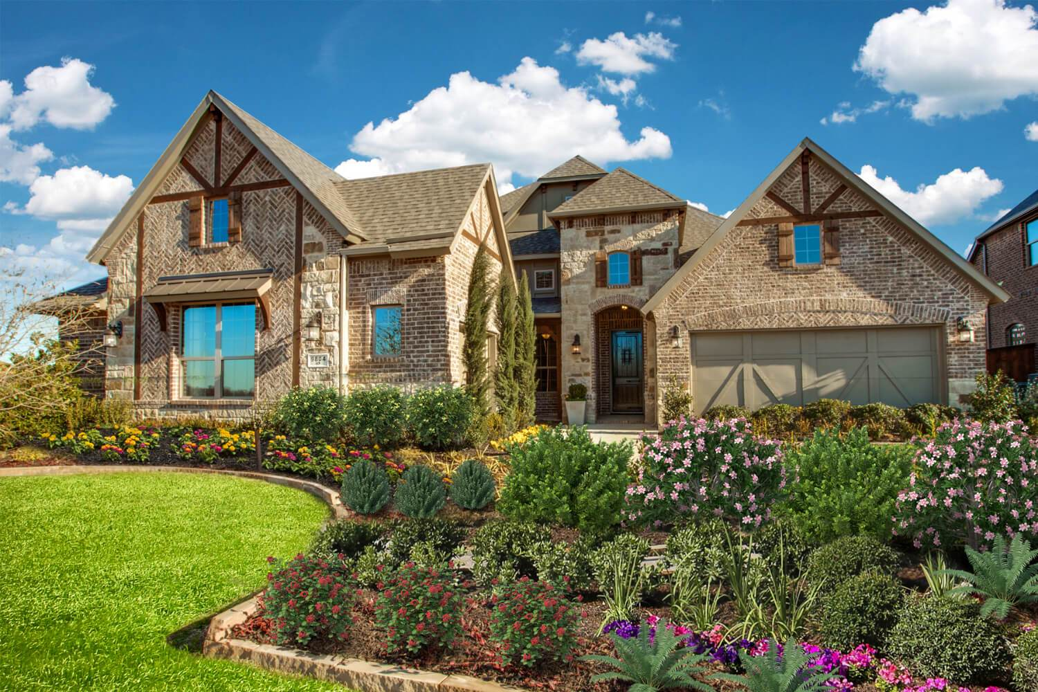 Single Family for Active at Tuscola 9804 Grouse Ridge Ln Oak Point, Texas 75068 United States