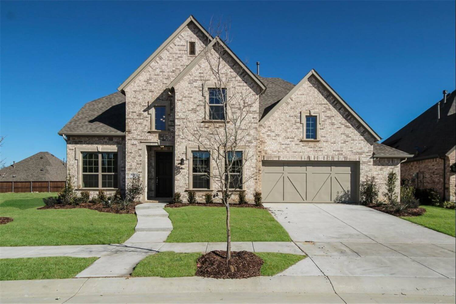 Single Family for Active at Caddo 9913 Compass Rose Ct Oak Point, Texas 75068 United States