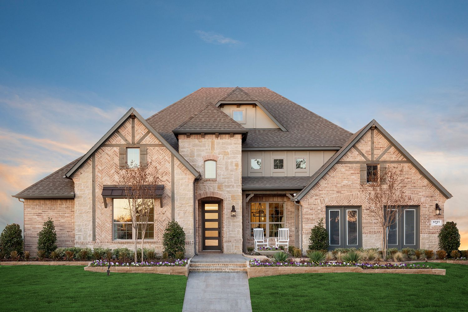 Single Family for Active at Natalia 9904 Boulder Ridge Bend Oak Point, Texas 75068 United States