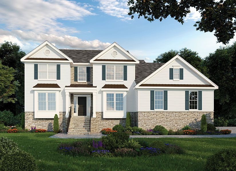 Single Family for Sale at Point Of Woods - Jasmine 1 Blue Jay Court Monmouth Junction, New Jersey 08852 United States