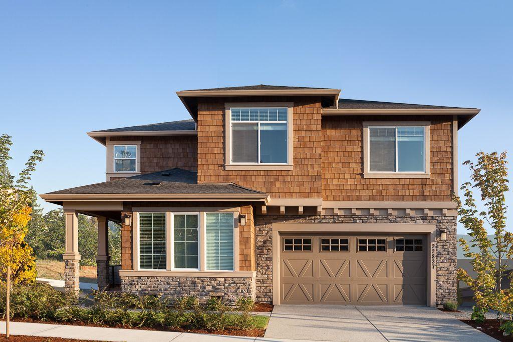Single Family for Sale at Highcroft At Sammamish - The Rainier 2 Level 1906 228th Avenue Se Sammamish, Washington 98075 United States