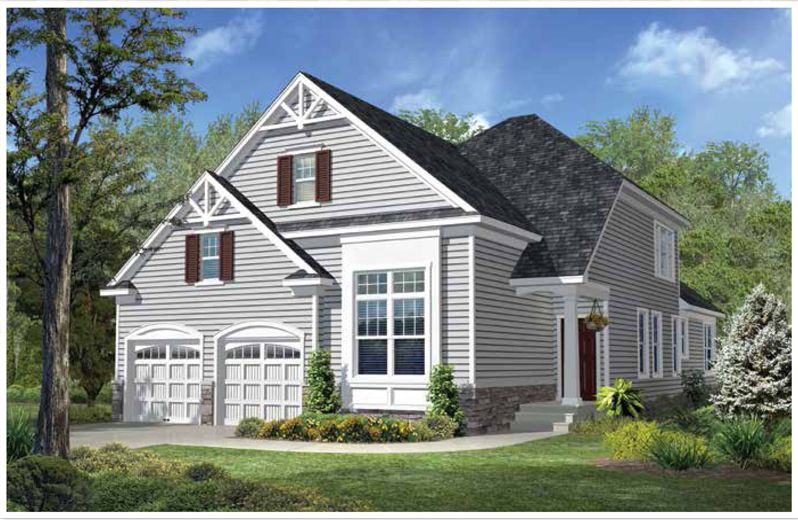 Single Family for Sale at The Belmont 84 Kline Road Hillsborough, New Jersey 08844 United States