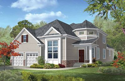 Single Family for Sale at Gateway At Royce Brook - The Churchill 110 Falcon Road Hillsborough, New Jersey 08844 United States