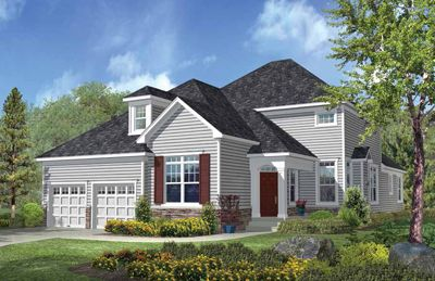 Single Family for Sale at Gateway At Royce Brook - The Belmont 110 Falcon Road Hillsborough, New Jersey 08844 United States