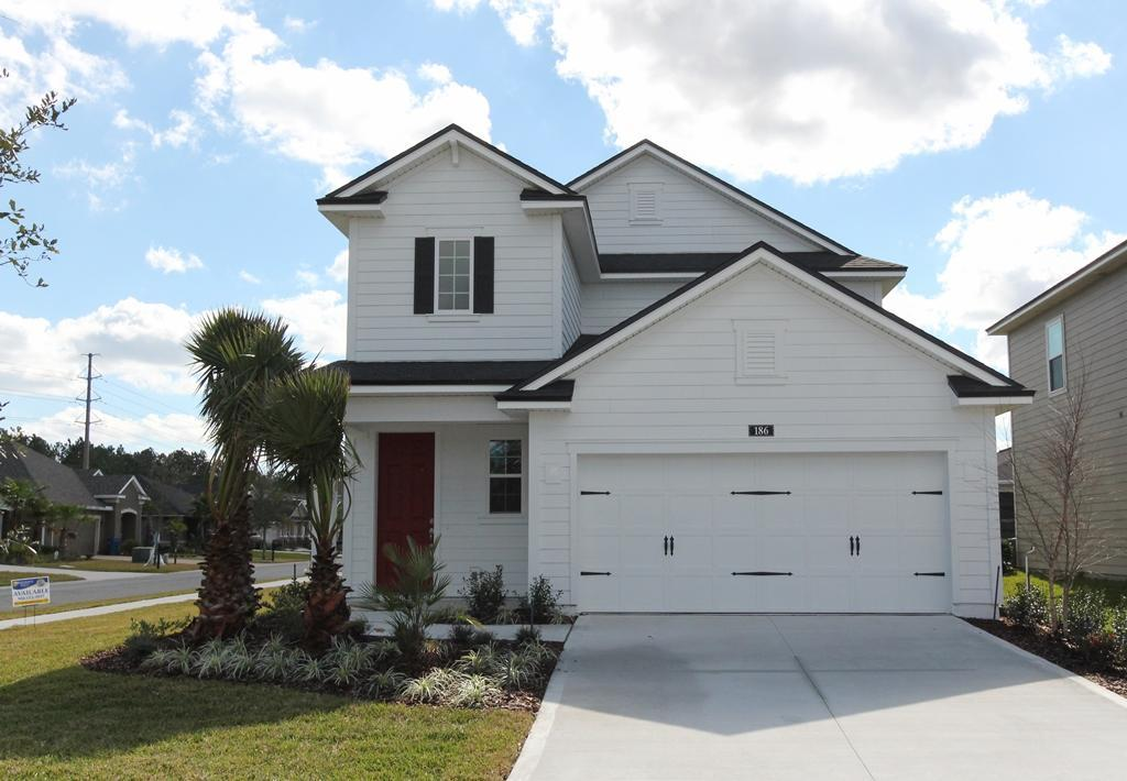 Yellow bluff landing new homes in jacksonville fl by for Classic american homes jacksonville fl