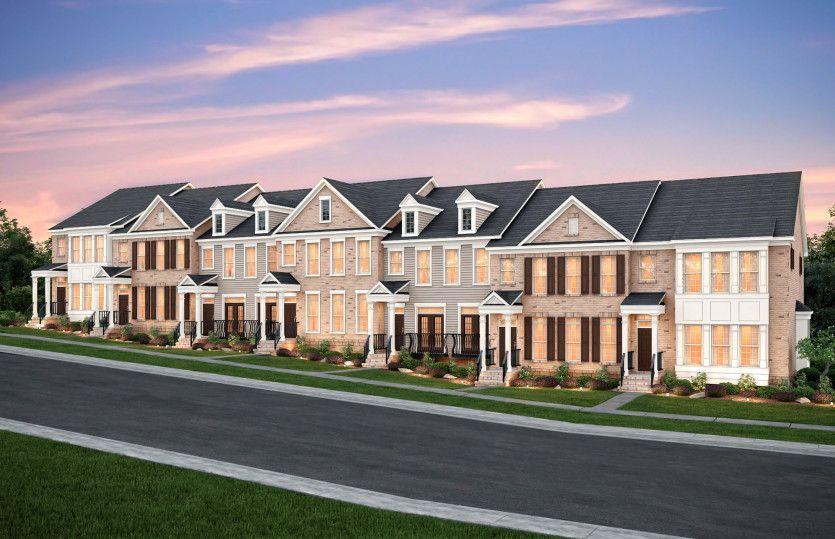 Real Estate at The Walk at Braeden, Alpharetta in Fulton County, GA 30009