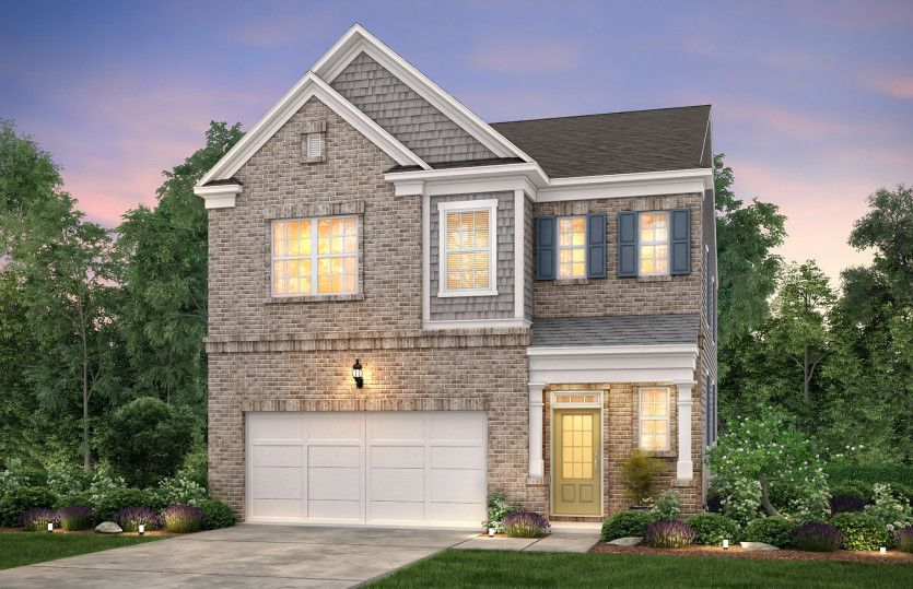 Single Family for Sale at Parkside At Mason Mill - The Reserve - Treyburn 1057 N Jamestown Road Decatur, Georgia 30033 United States