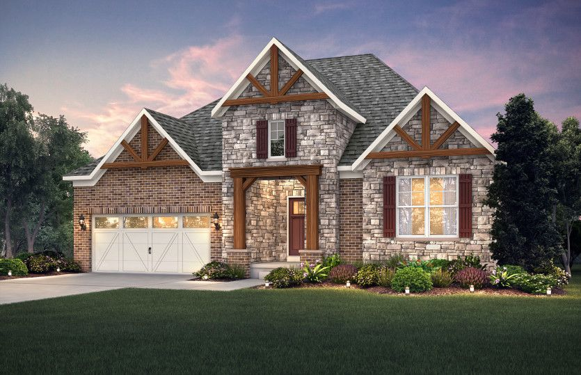 Single Family for Active at Carrington Club - Belfort 6526 Clarendon Hills Road Willowbrook, Illinois 60527 United States