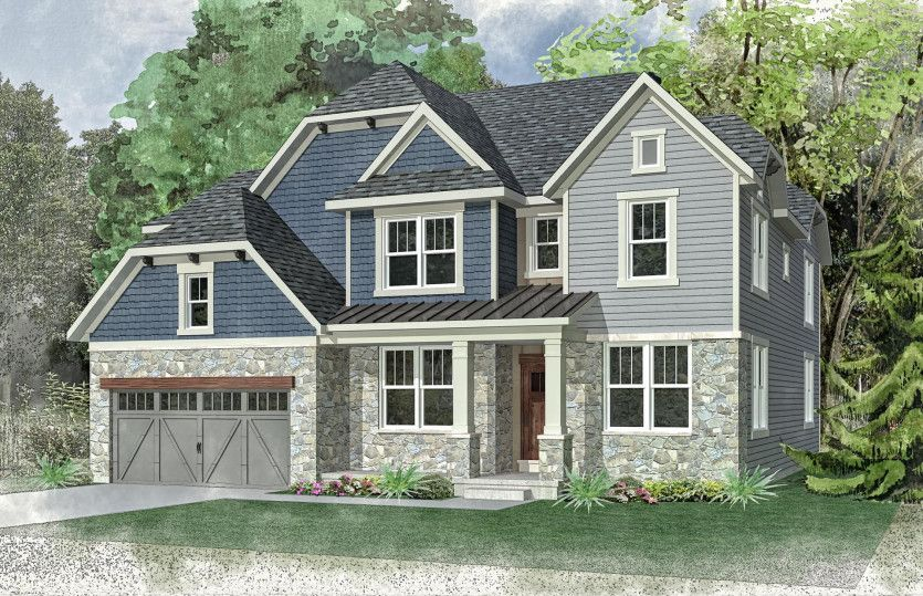 Single Family for Active at The Residences At The Cuneo Mansion And Gardens - Willwood 514 Council Drive Vernon Hills, Illinois 60061 United States