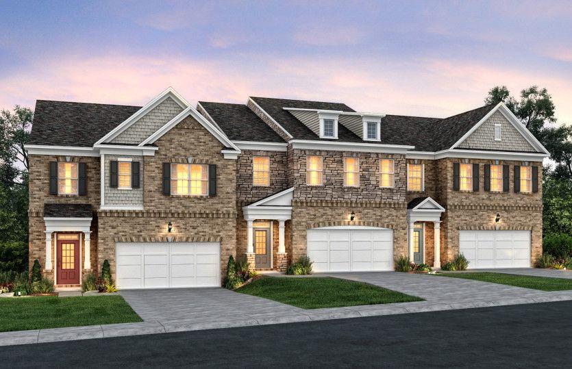 Real Estate at Ivy Crest, Marietta in Cobb County, GA 30067