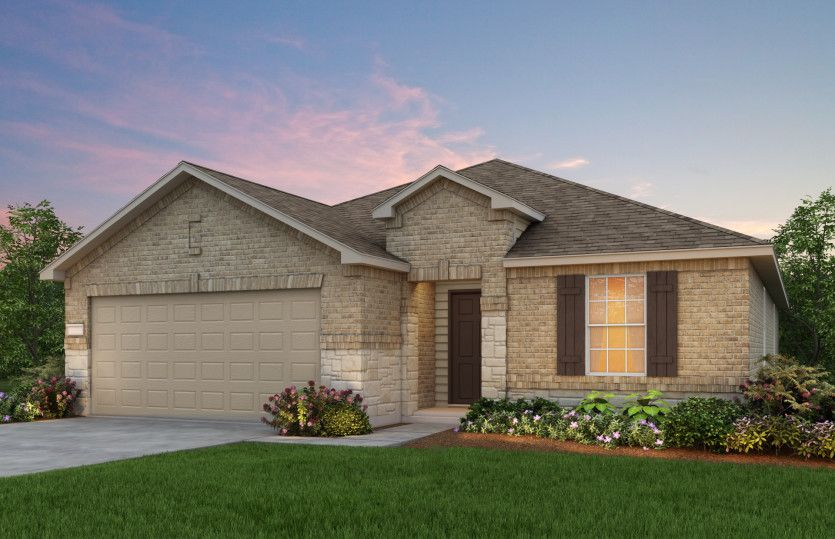 New Homes In Avalon Pflugerville Tx